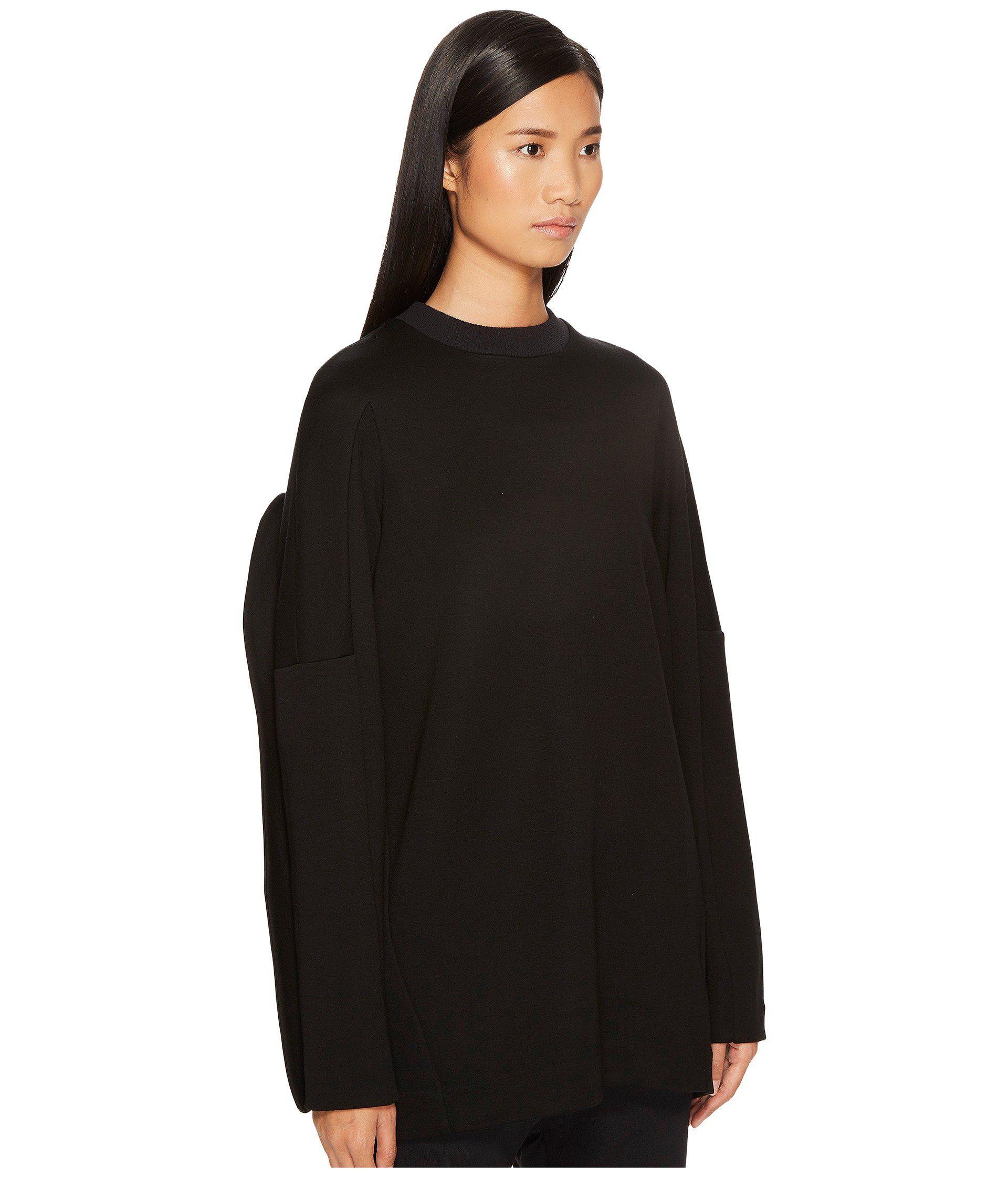 94d56f747 Y-3 - Black Tencil Sweater - Lyst. View fullscreen