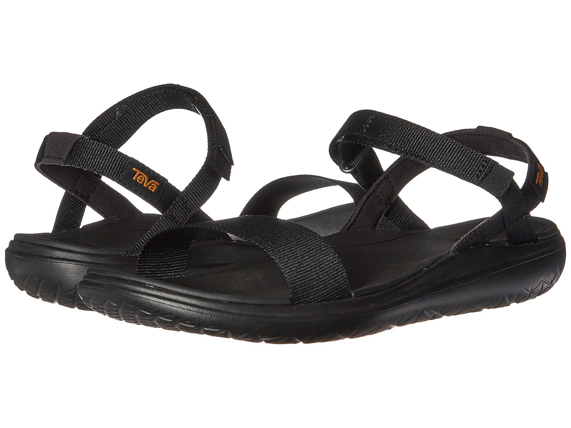 3db374b416b0 Lyst - Teva Terra-float Nova in Black