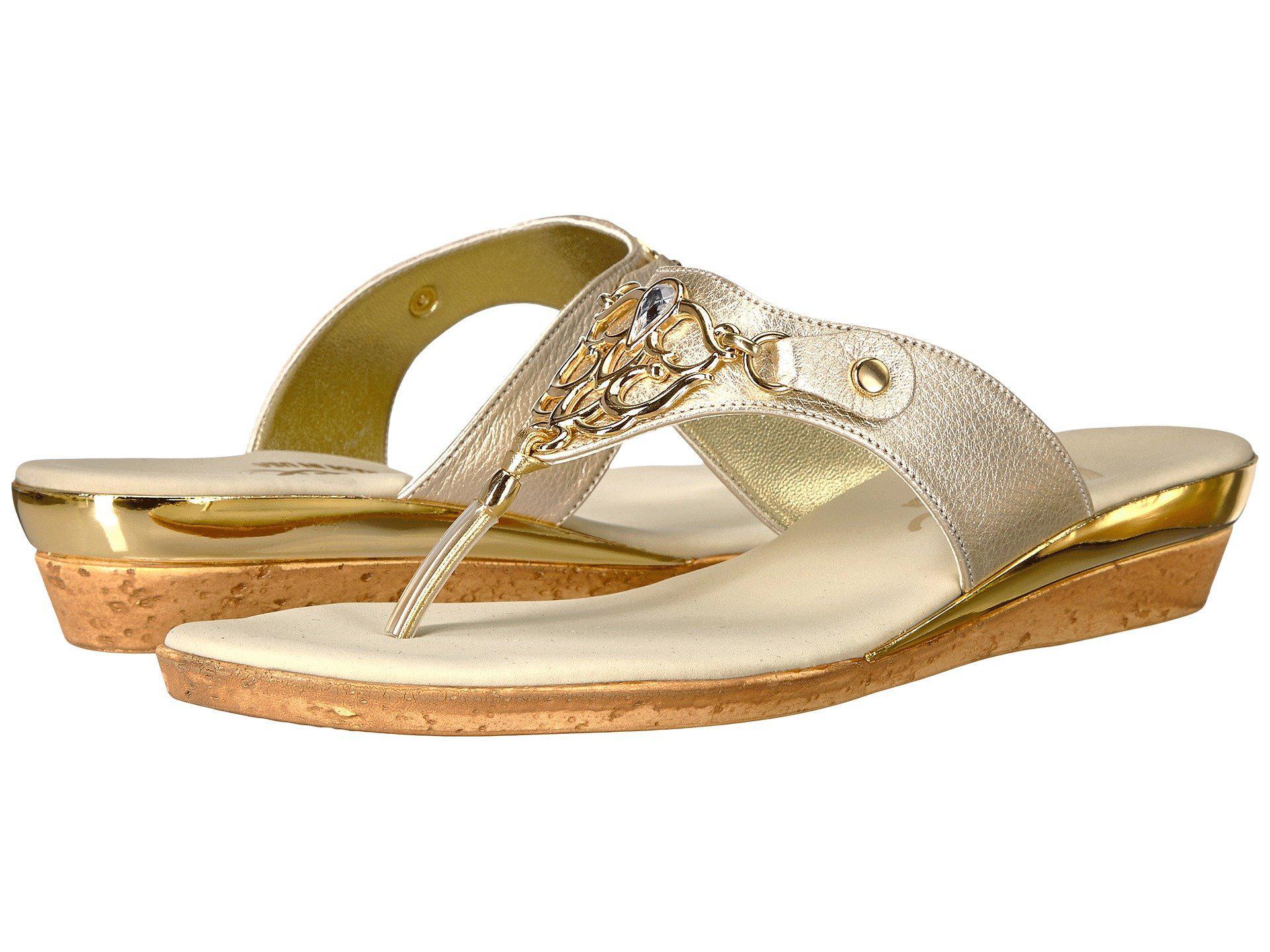 Sandals Onex Raindrop Platinum