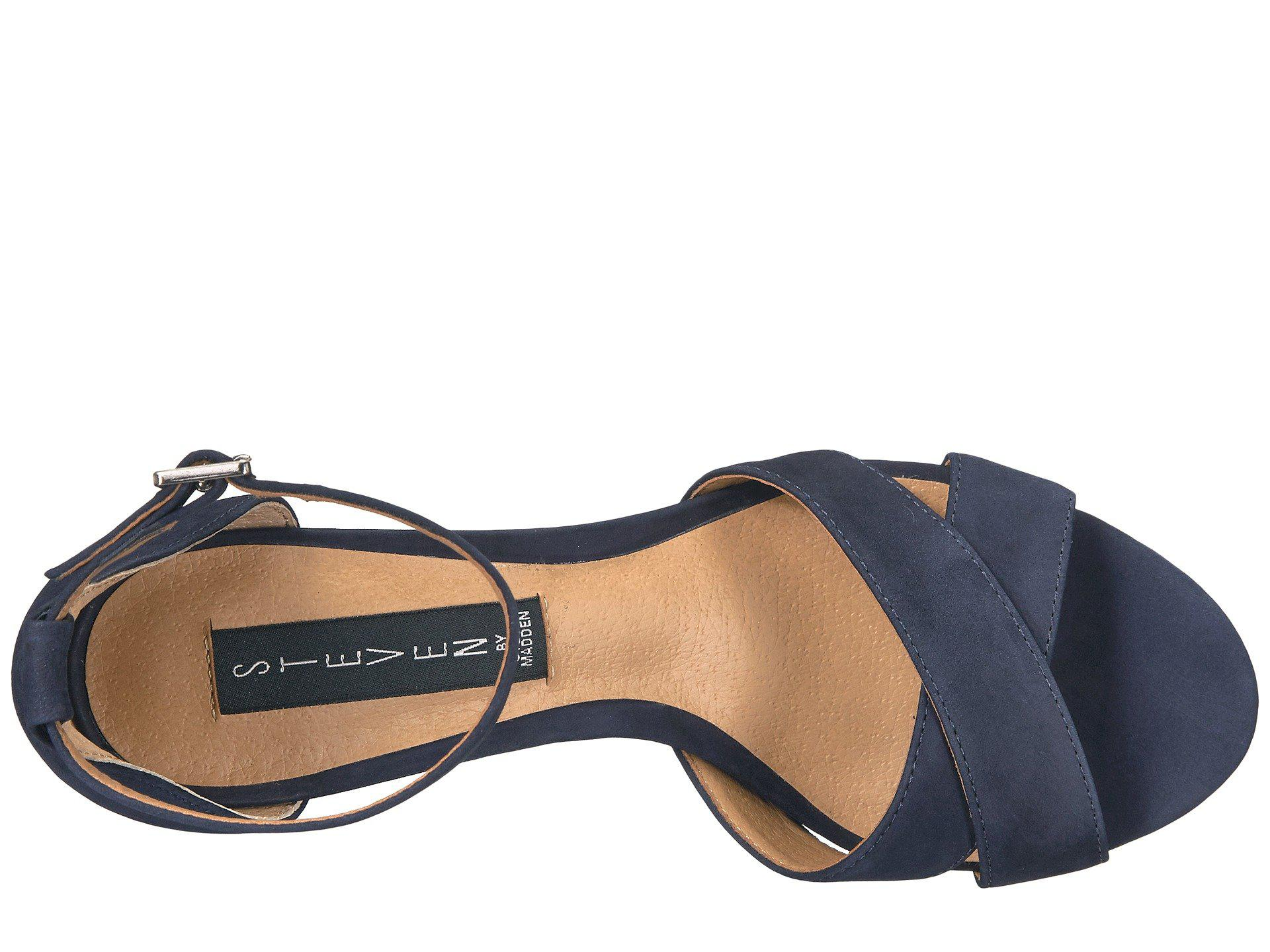 98a8d8c9f11 Lyst - Steven by Steve Madden Voomme-s in Blue - Save 32%