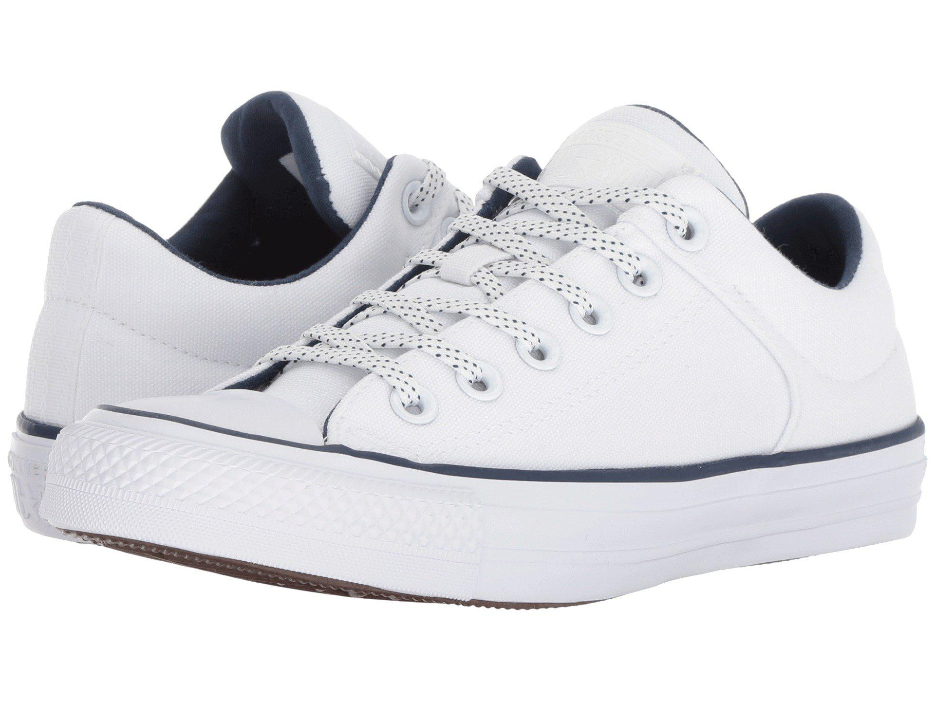 76e293ac474 Lyst - Converse Chuck Taylor® All Star® High Street Ox in White