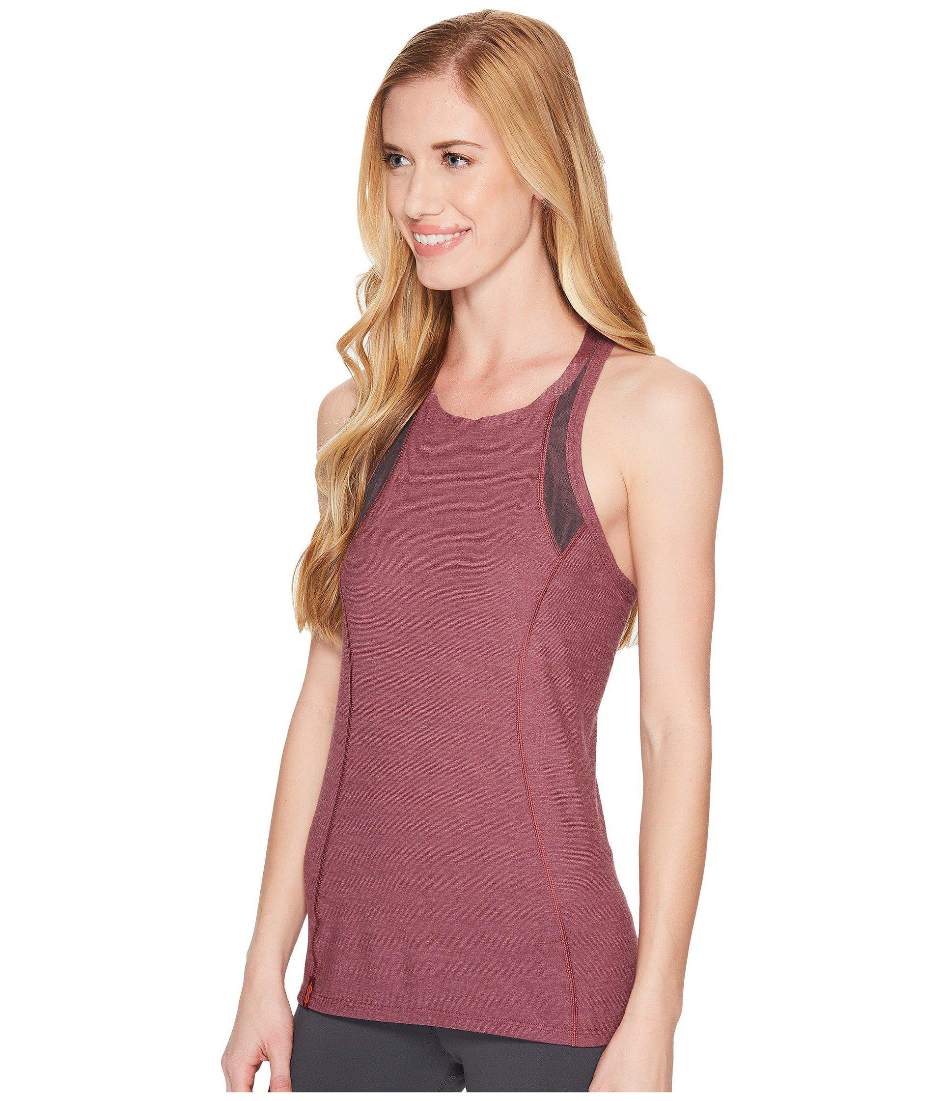 ad74e5ee2b3c9 Lyst - The North Face Beyond The Wall Tank Top in Purple - Save 17%