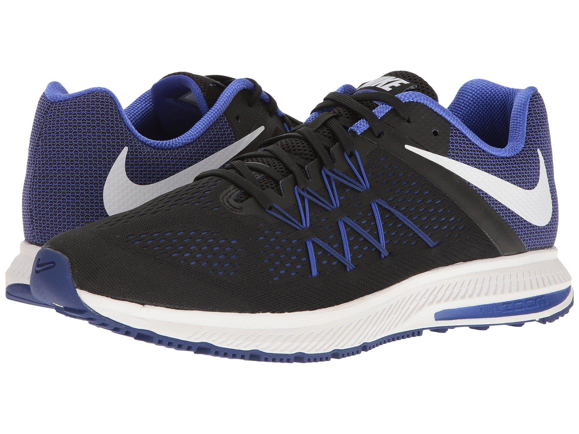 sports shoes 3a6d4 9db06 ... ireland lyst nike zoom winflo 3 in blue for men . 64b40 3a109 closeout  womens ...