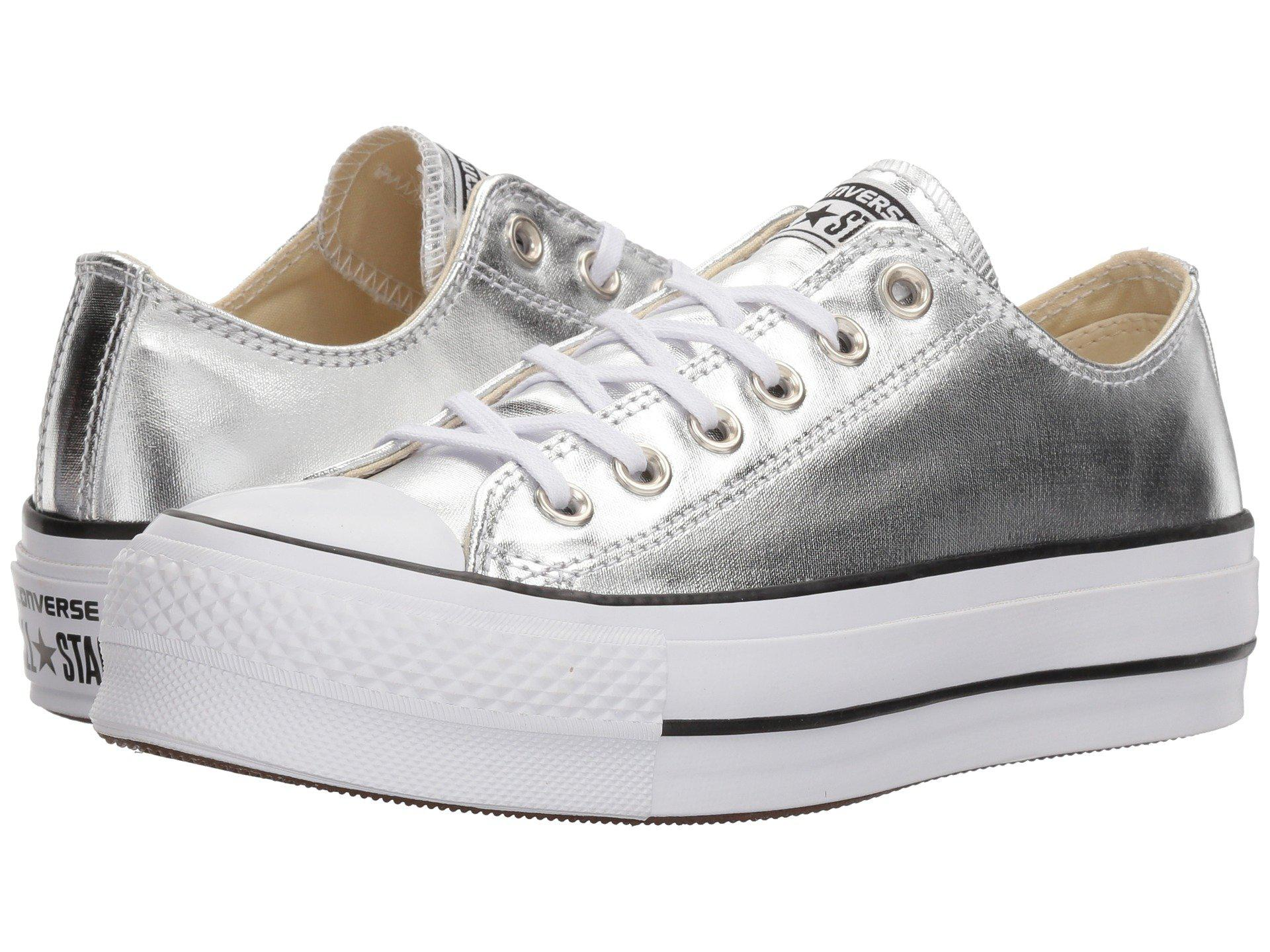 Converse. Women s Chuck Taylor® All Star Canvas Lift 97c8891d2