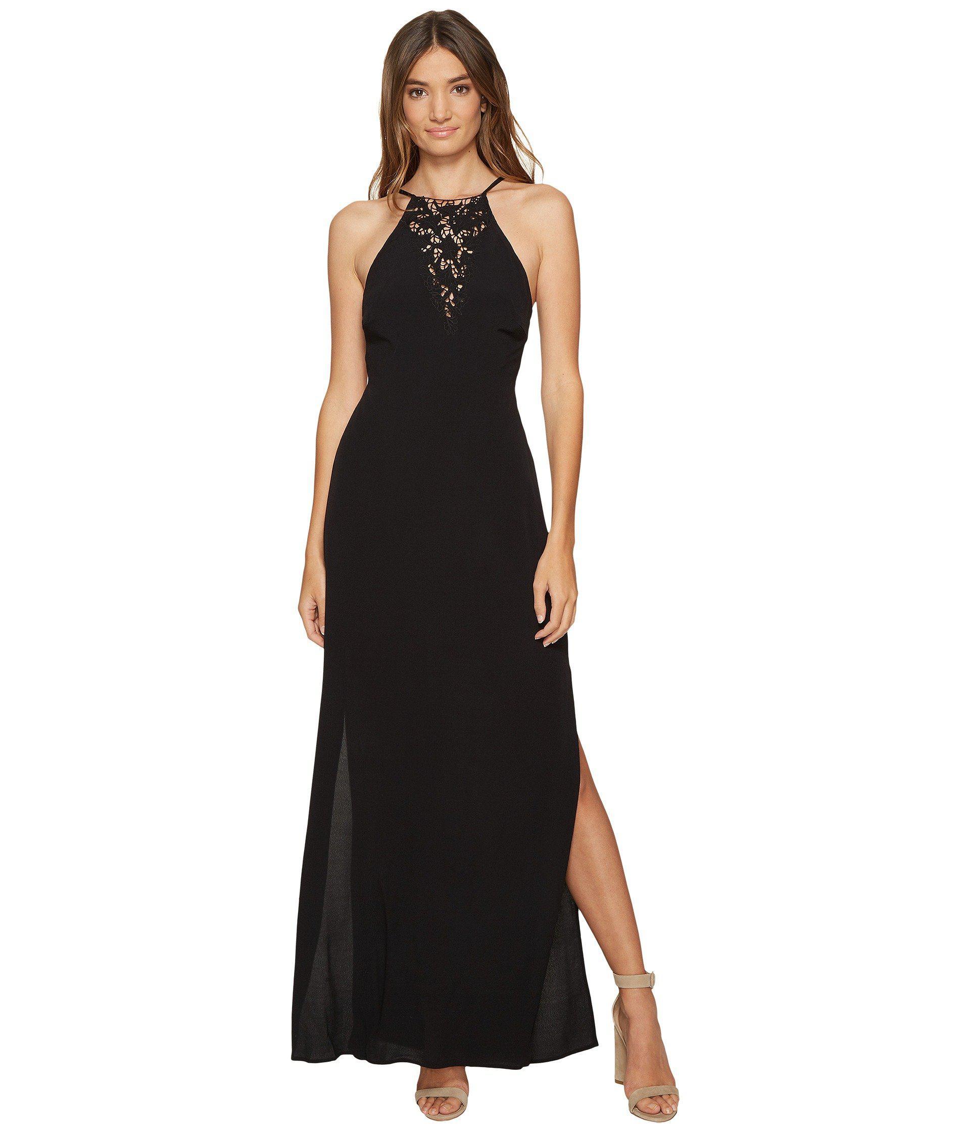 fe5a9e52 Astr - Black Petra Dress - Lyst. View fullscreen