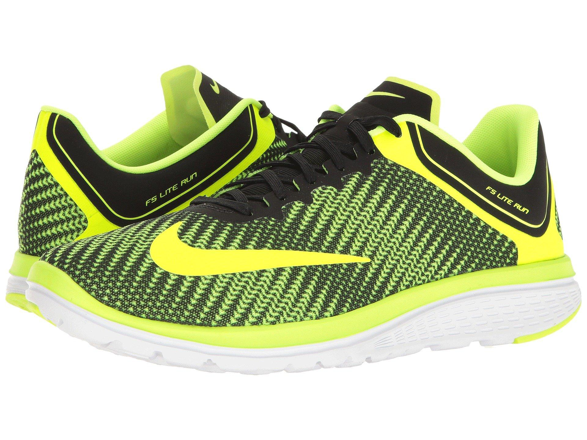 a4e17d6d696e Lyst - Nike Fs Lite Run 4 Premium in Yellow for Men