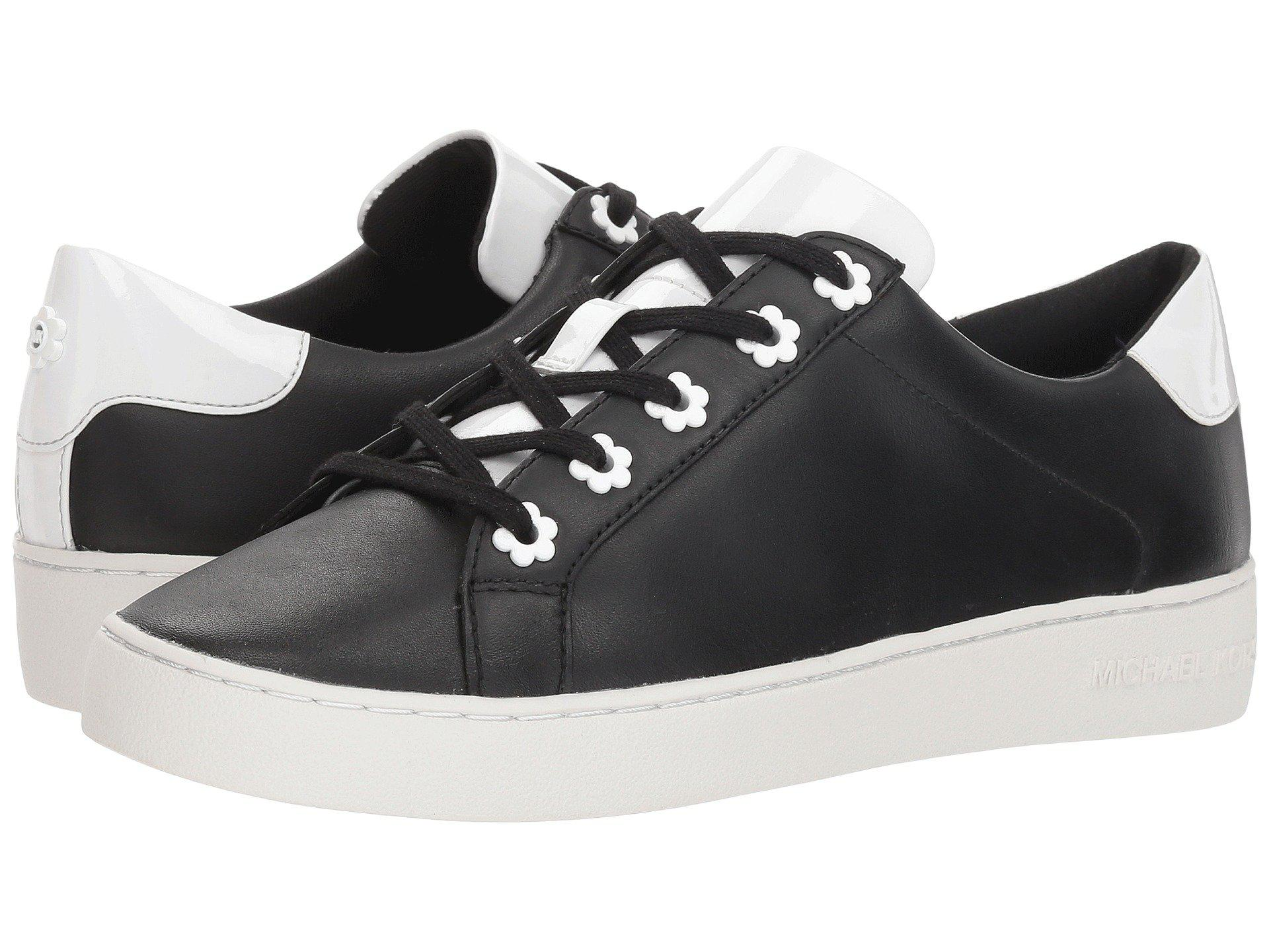 512125b691f1 Lyst - MICHAEL Michael Kors Irving Lace-up in Black