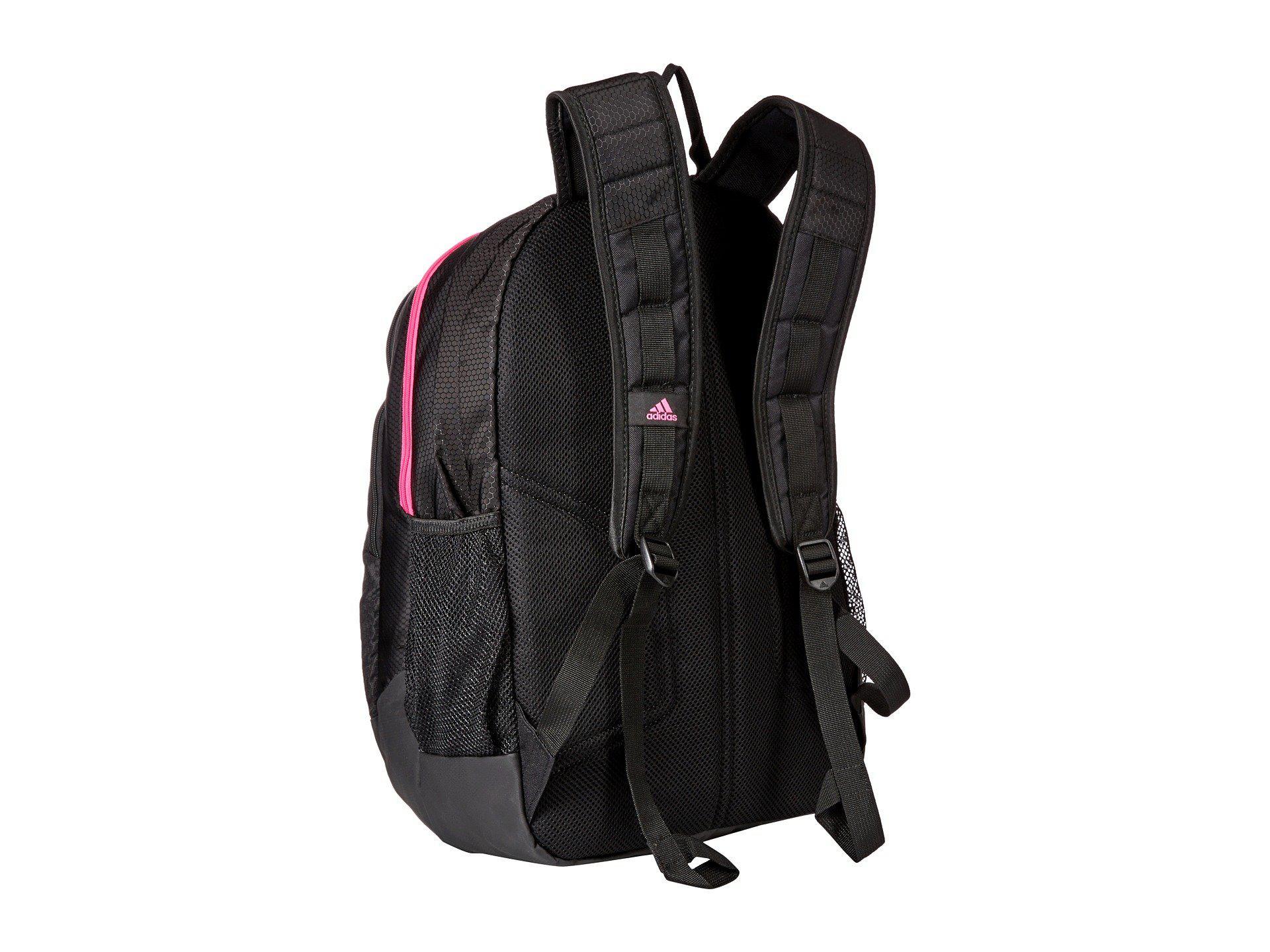 Adidas - Black Prime Iv Backpack - Lyst. View fullscreen 31d988679ed0c
