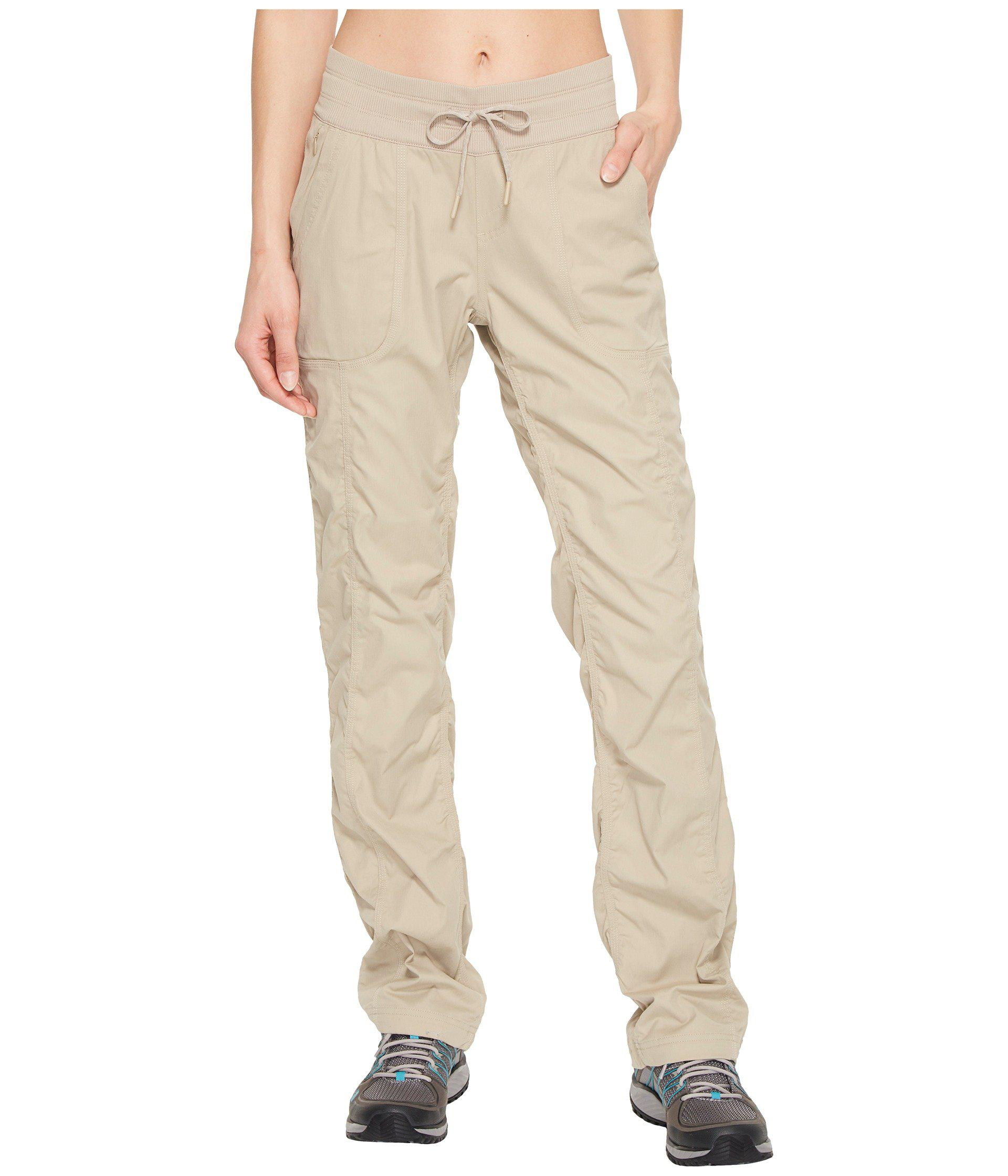 c1b7c2cb12a Lyst - The North Face Aphrodite 2.0 Pants (tnf Black) Women s Casual ...