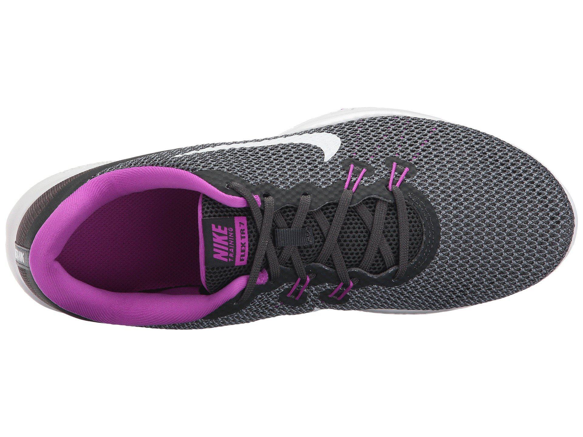 0f18ec450f93e Lyst - Nike Flex Tr 7 in Gray - Save 32.69230769230769%