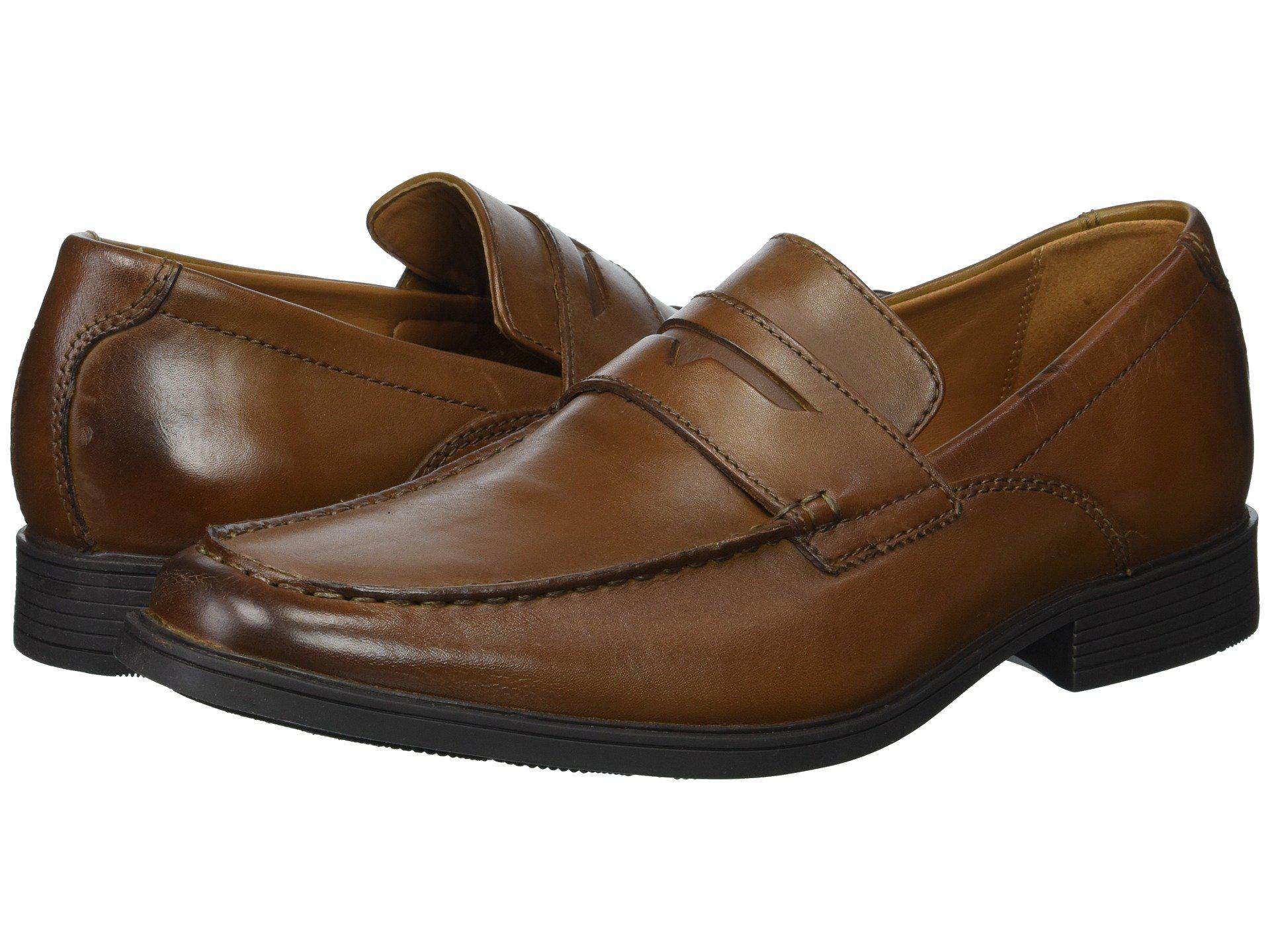 c59b584425a Clarks - Brown Tilden Way for Men - Lyst. View fullscreen