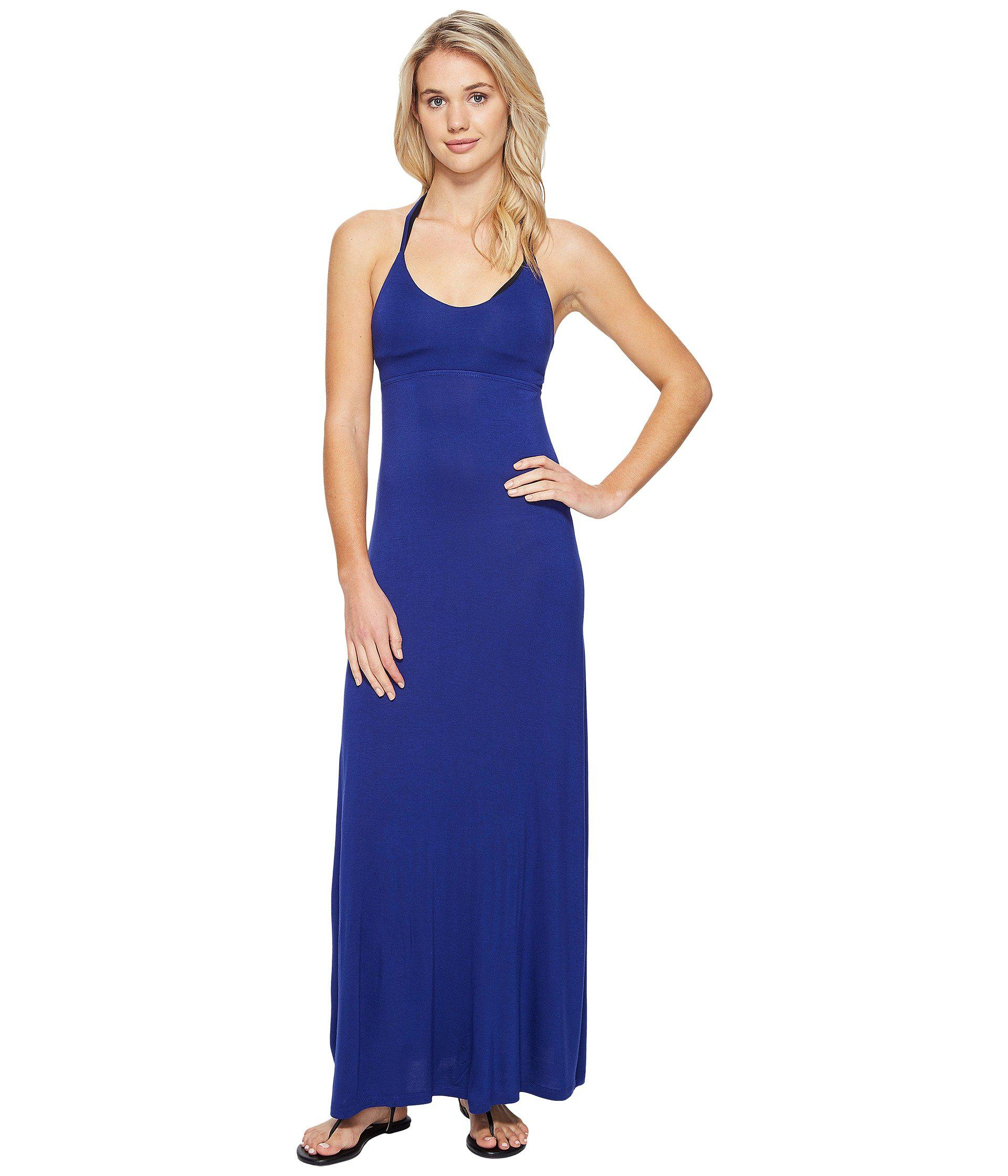 Lyst - Body glove Nerida Dress Cover-up in Blue - Save 26%
