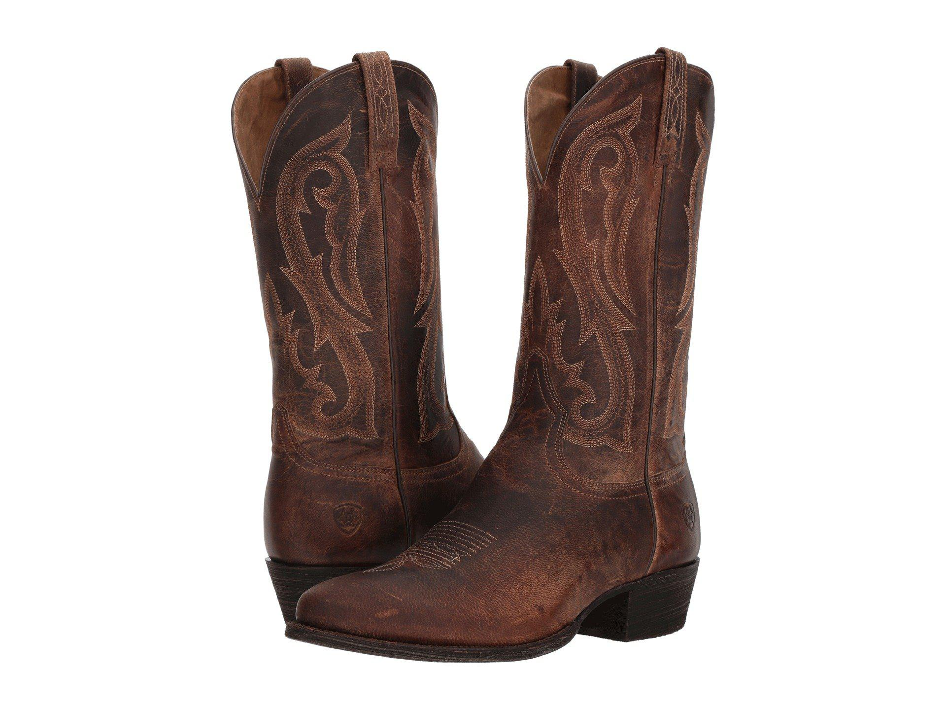 26782fde665 Lyst - Ariat Circuit Round Toe in Brown for Men - Save 38%