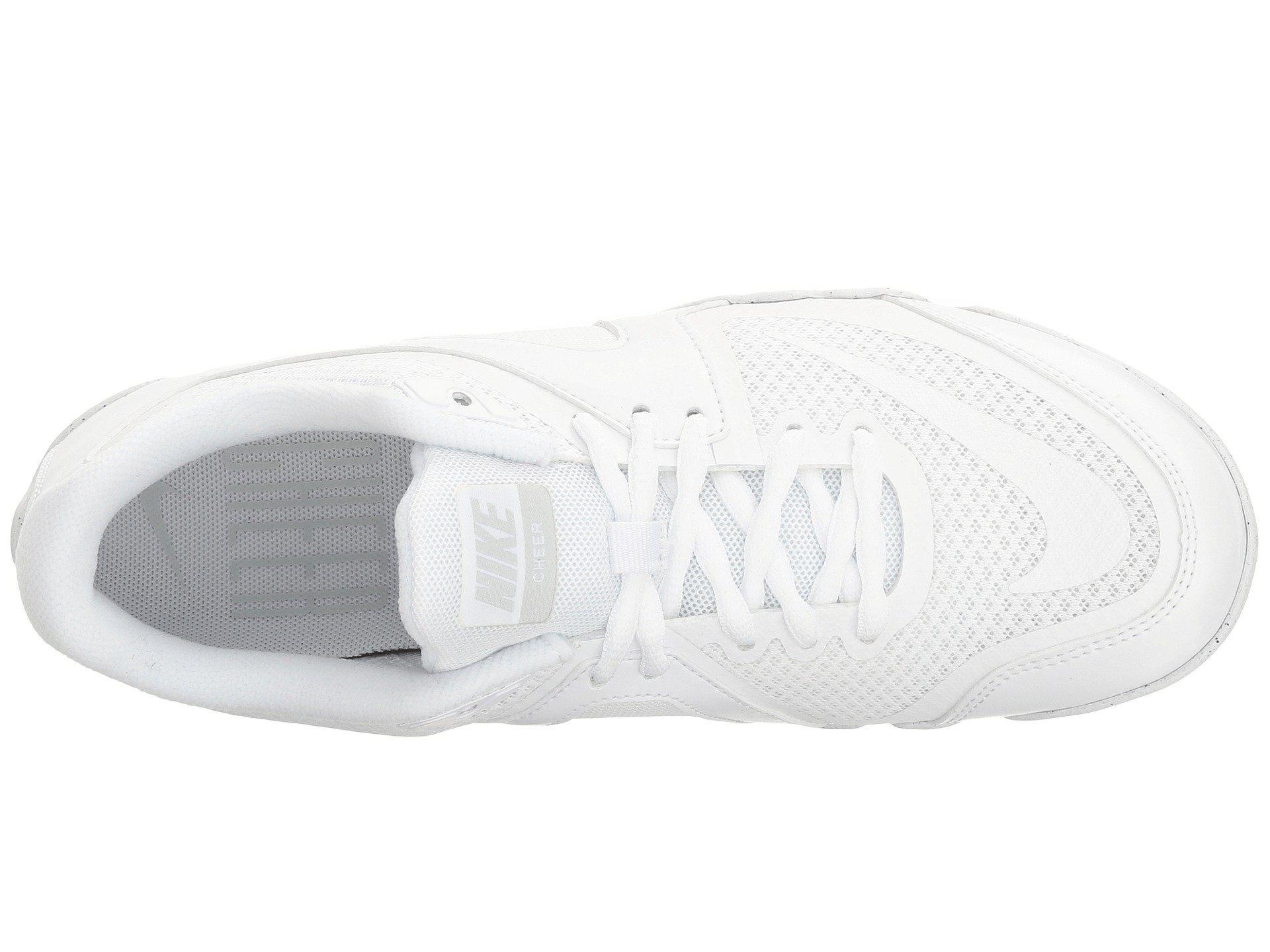 e165c8c12794f5 Nike - White Cheer Scorpion - Lyst. View fullscreen