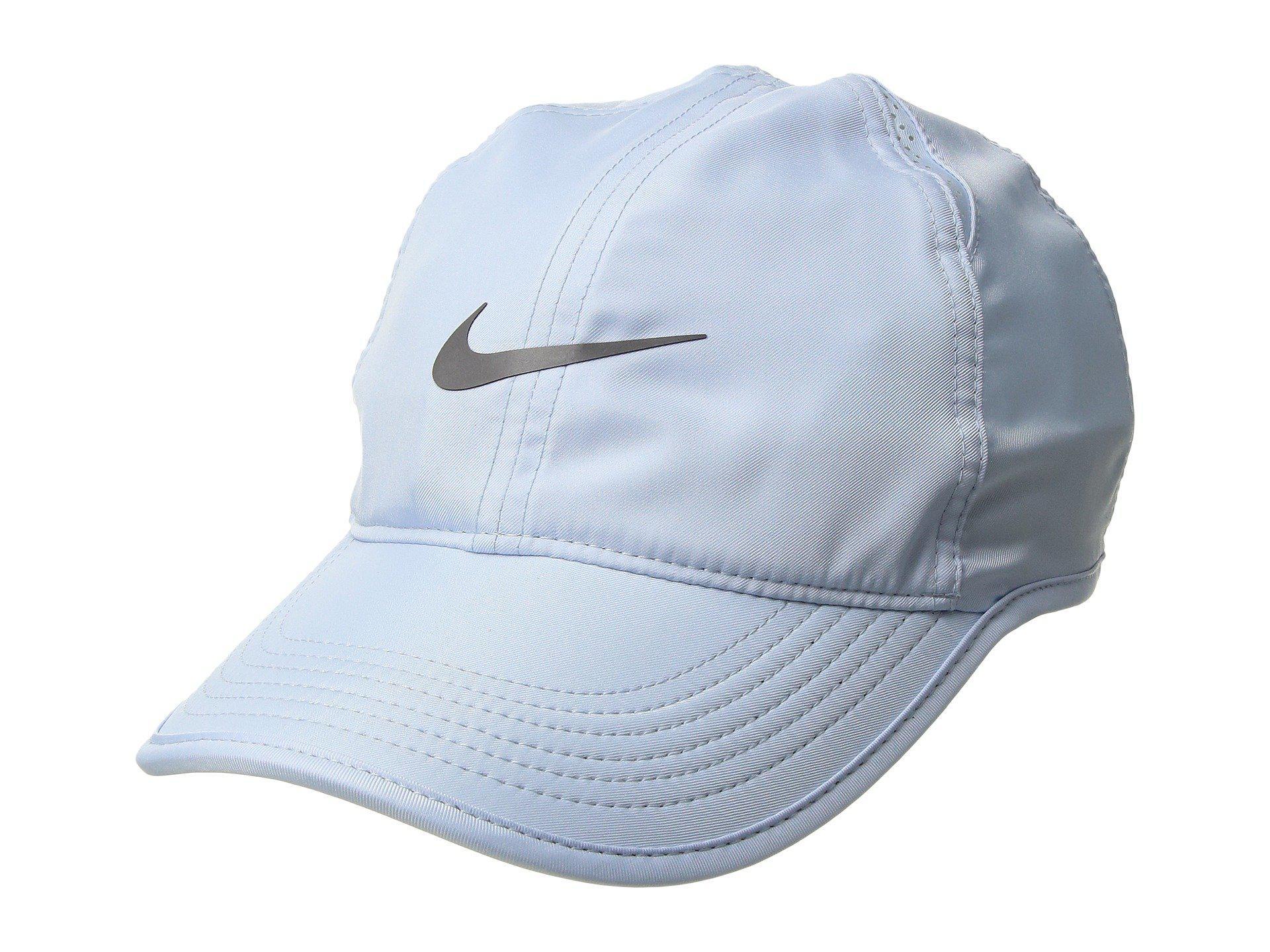 d639cf6428ef7 Lyst - Nike Featherlight Cap – Women s in Blue for Men