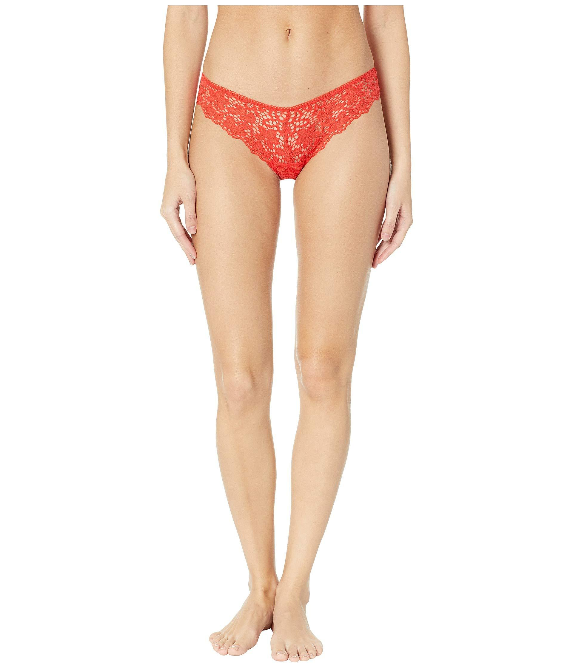 589be1e56abe DKNY Classic Lace Thong - Lyst