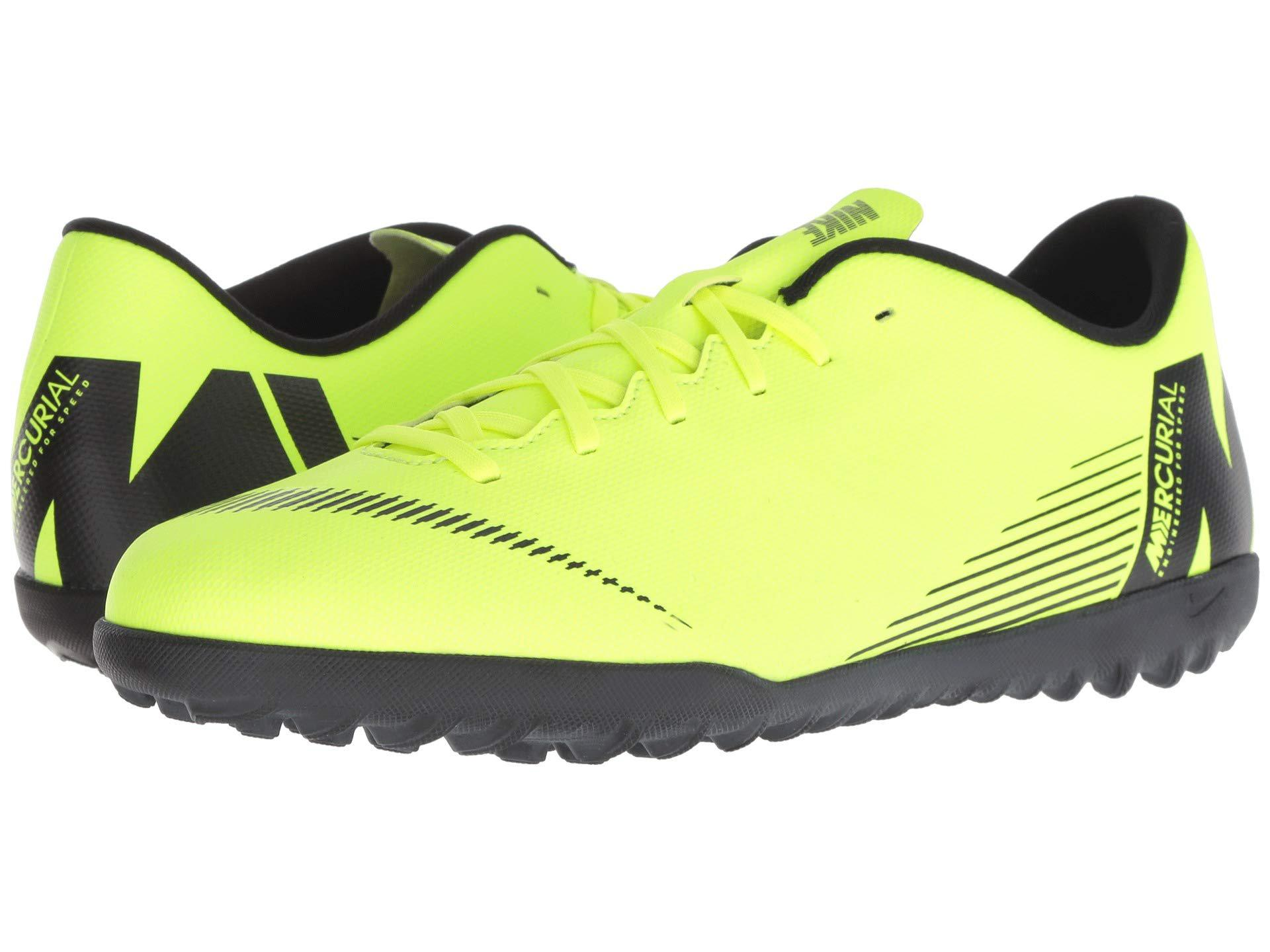 76145a3a8 Lyst - Nike Vaporx 12 Club Tf in Yellow for Men