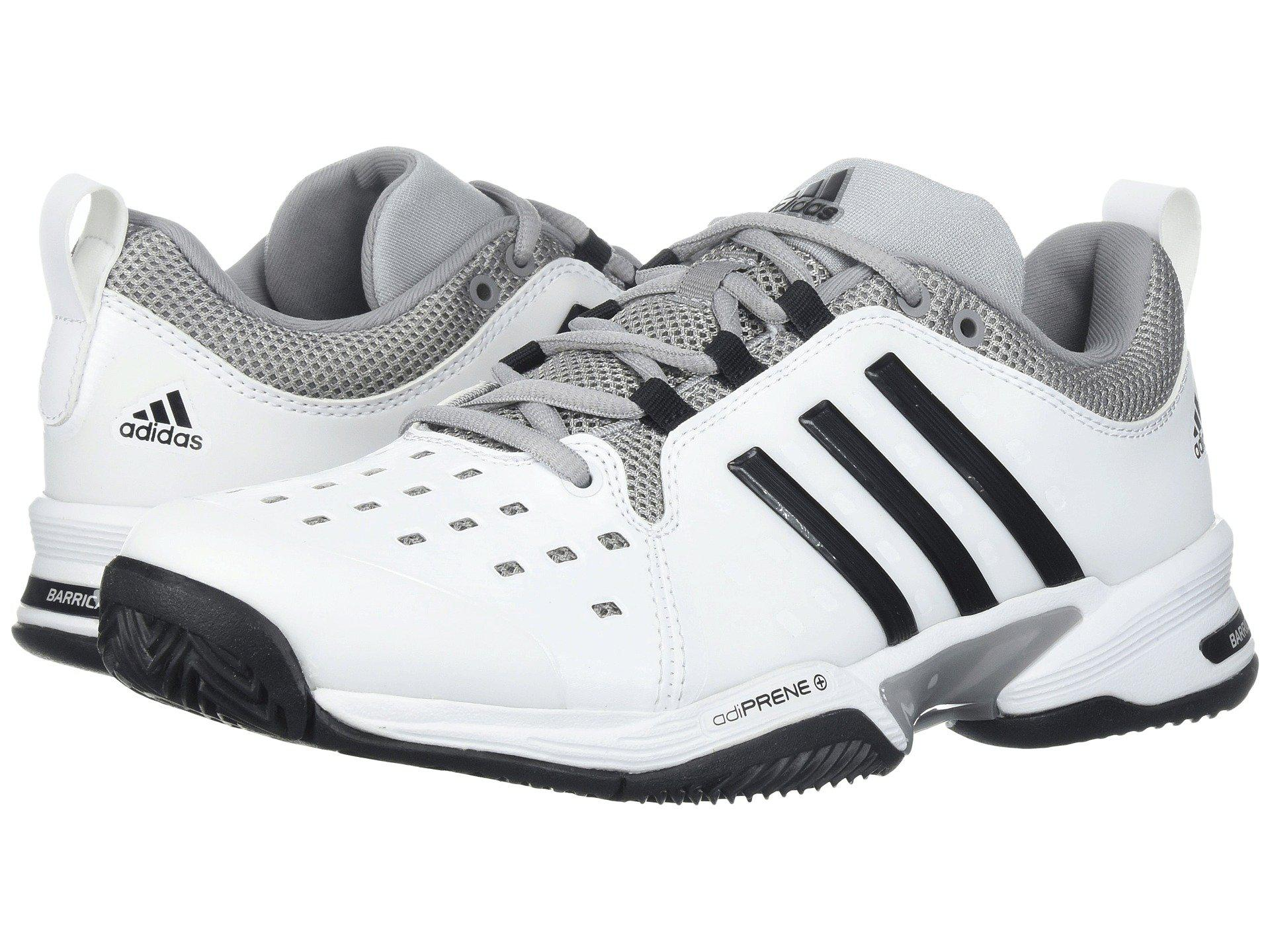 75ec7124e Adidas - Gray Barricade Classic Bounce for Men - Lyst. View fullscreen