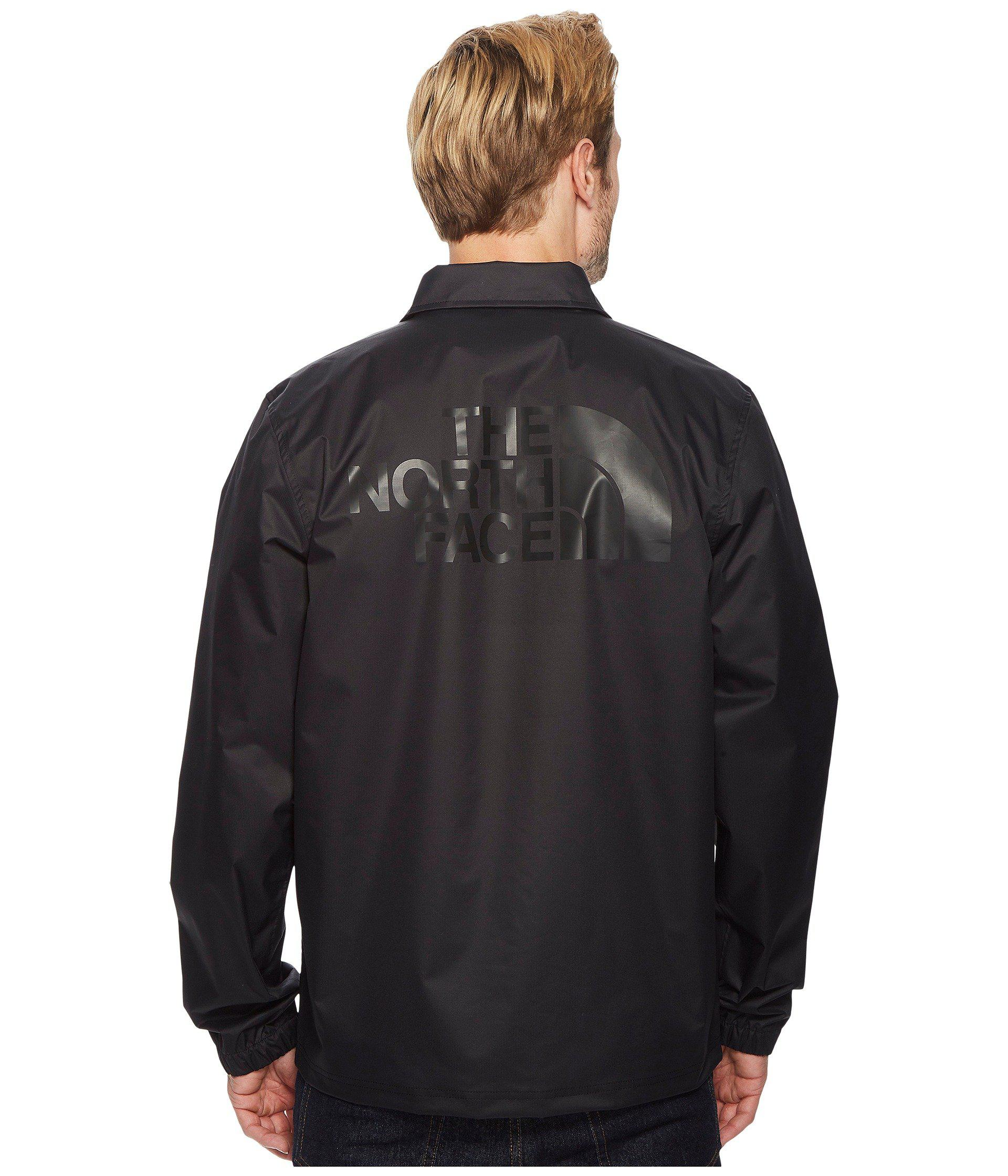 3c8629590b0f Lyst - The North Face Tnf Coaches Rain Jacket in Black for Men ...