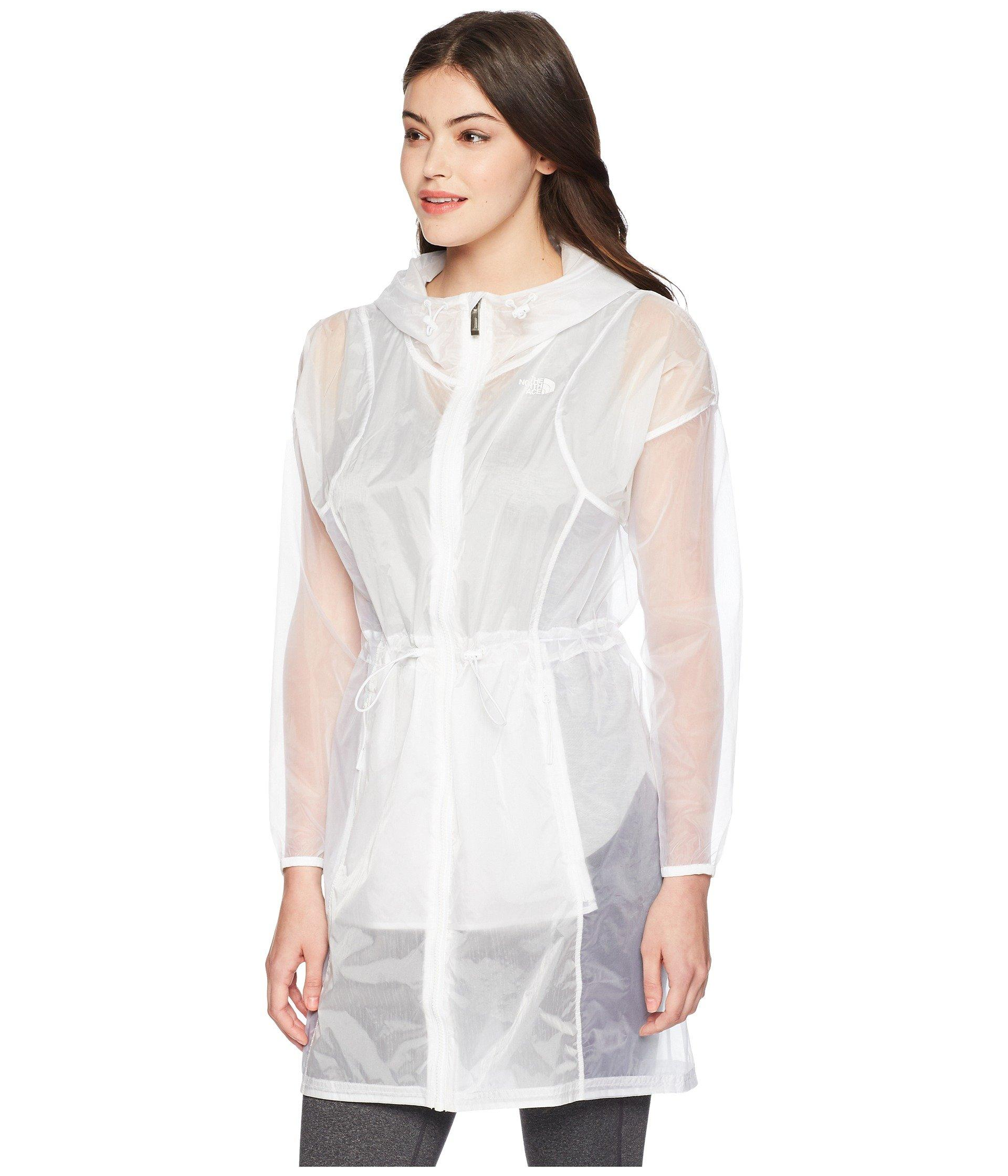 6f8b95e17e Lyst - The North Face Vision Reflective Jacket in White - Save 32%