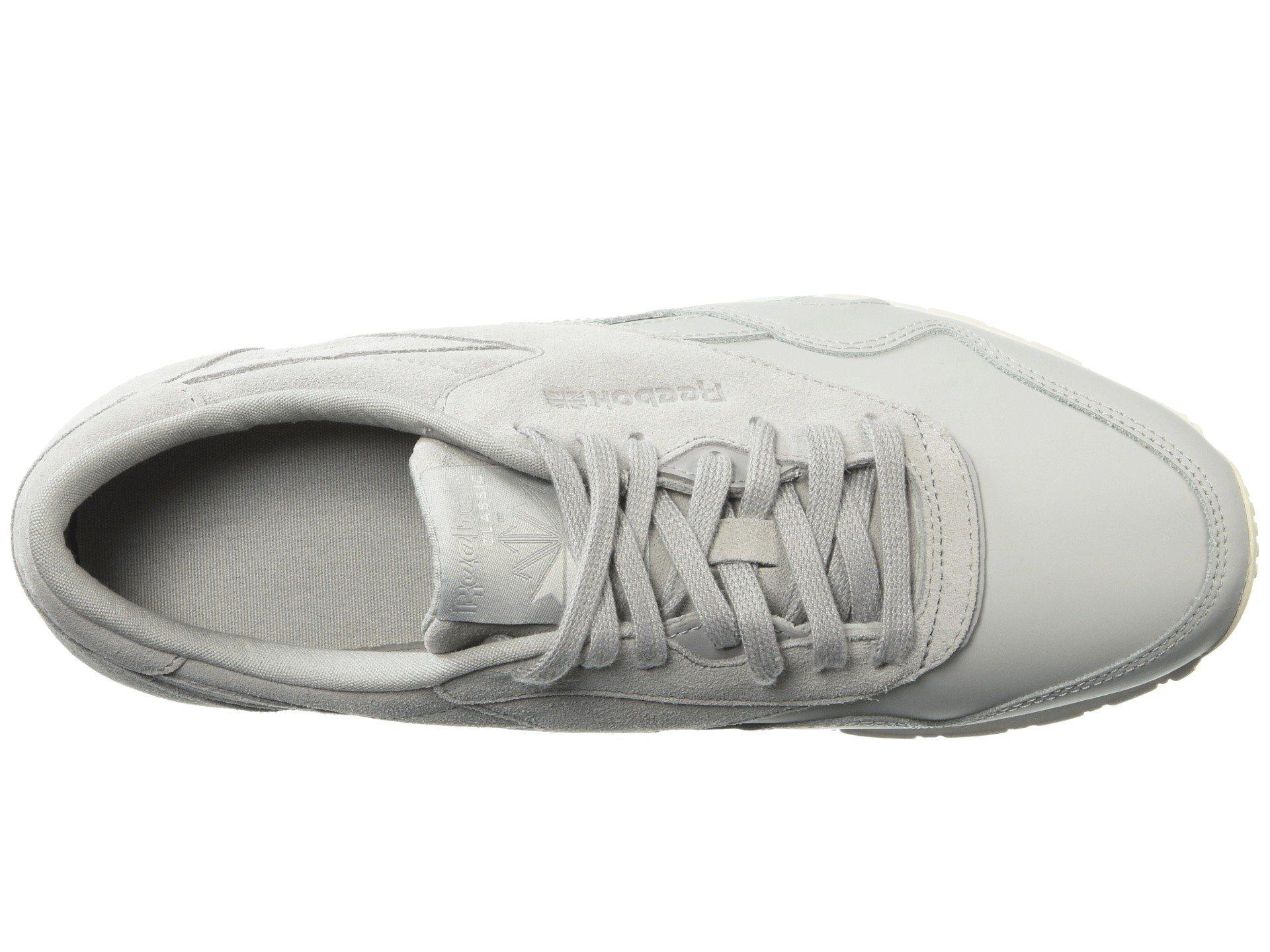 371c85beeb4 Reebok - Gray Classic Nylon As for Men - Lyst. View fullscreen