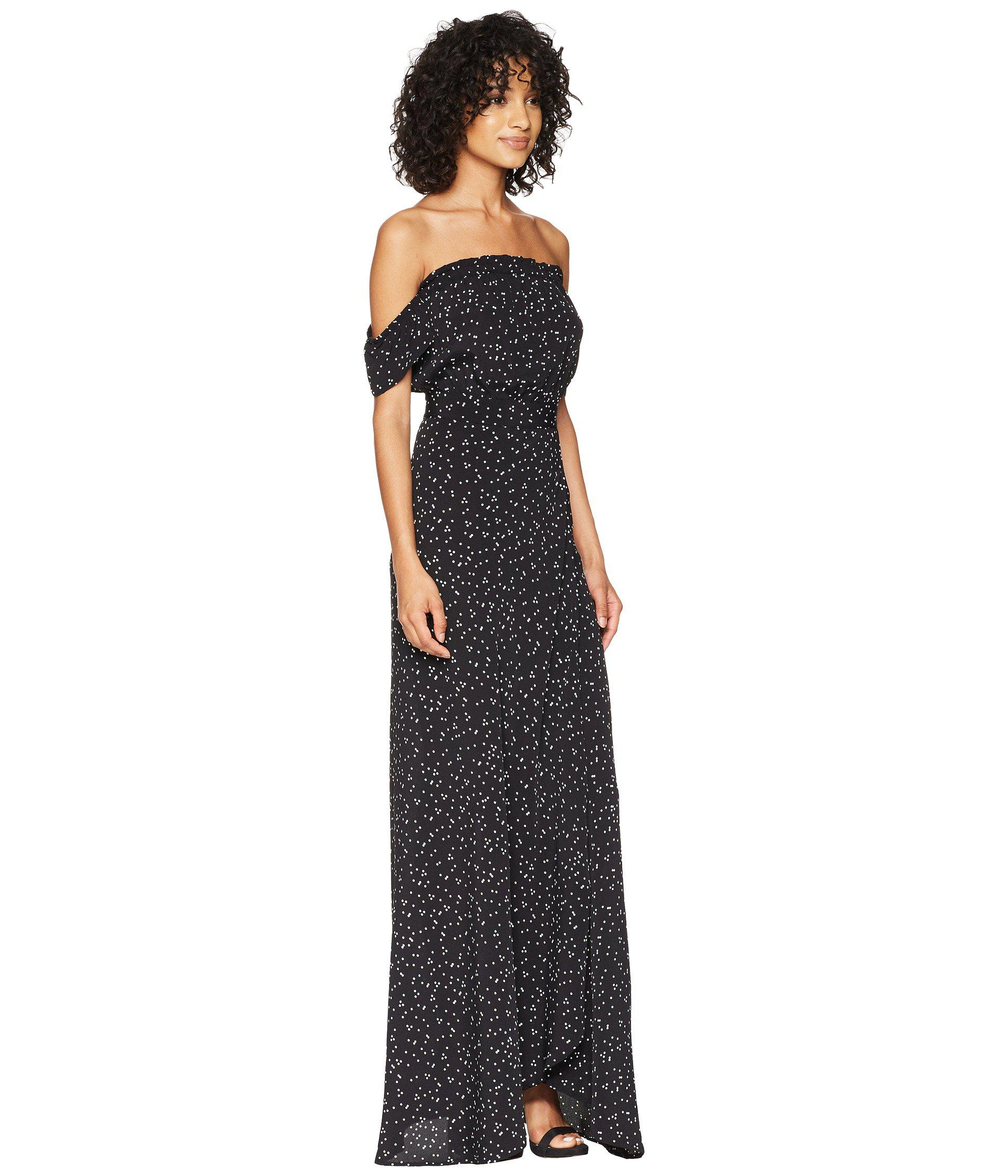3d0668f3651 Lyst - Flynn Skye Bella Maxi Dress in Black