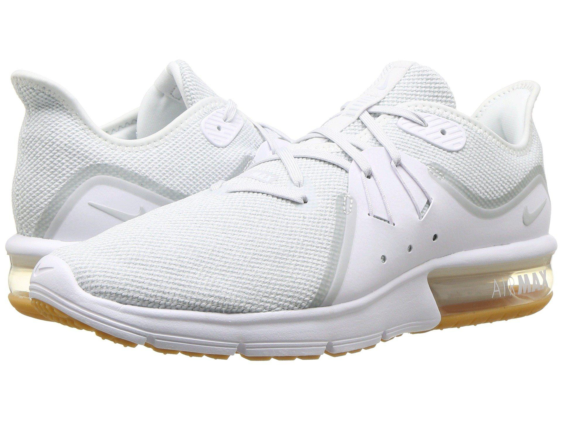 on sale 5c476 70f90 Lyst - Nike Air Max Sequent 3 in White for Men - Save 41%