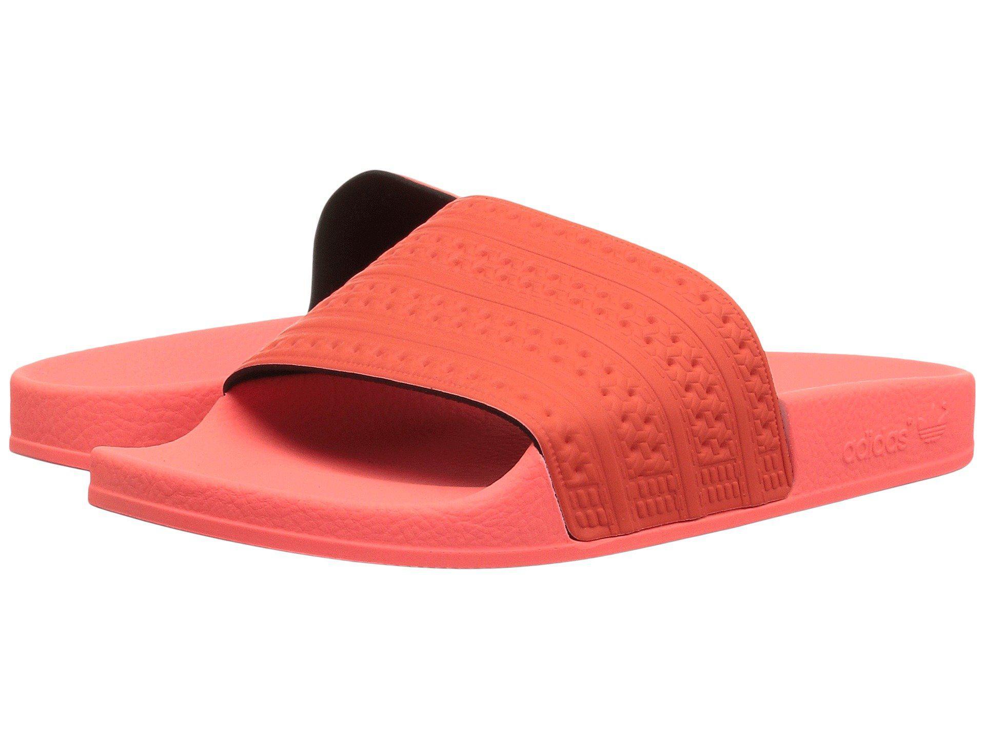 fdb606fad55d Lyst - Adidas Originals Adilette in Pink