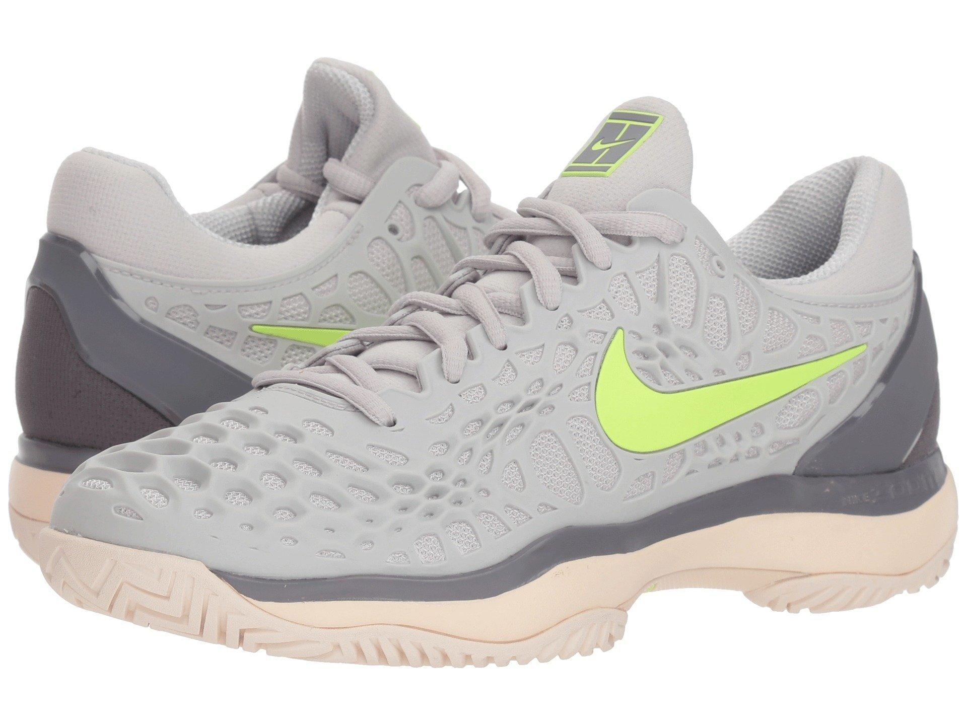 d076be60f9f9 Lyst - Nike Zoom Cage 3 Hc in Gray