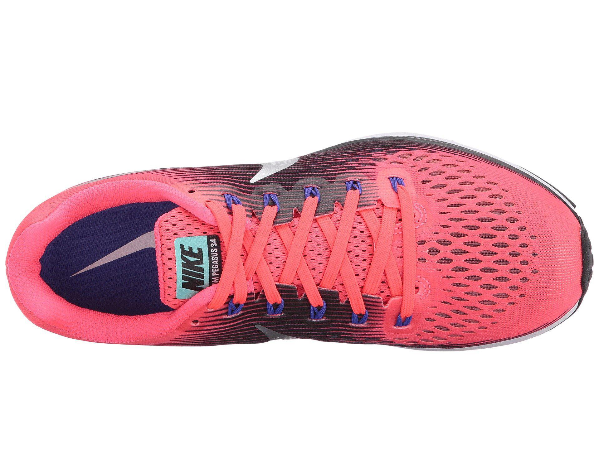 3e639e3d56fb Lyst - Nike Air Zoom Pegasus 34