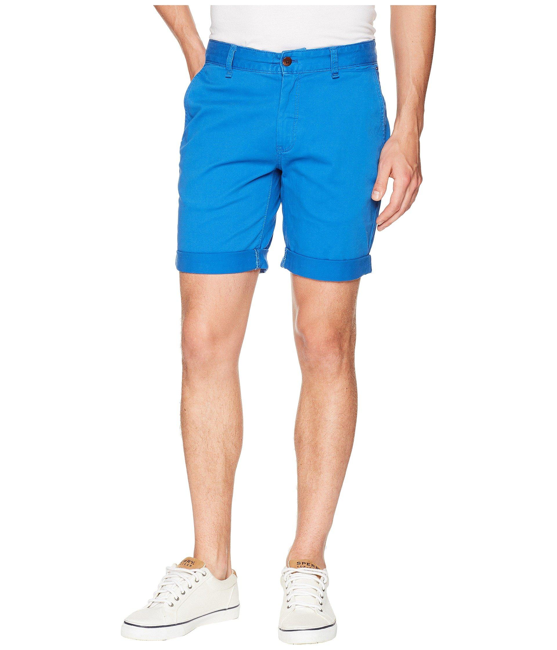 d658927c Lyst - Tommy Hilfiger Freddy Straight Fit Shorts in Blue for Men