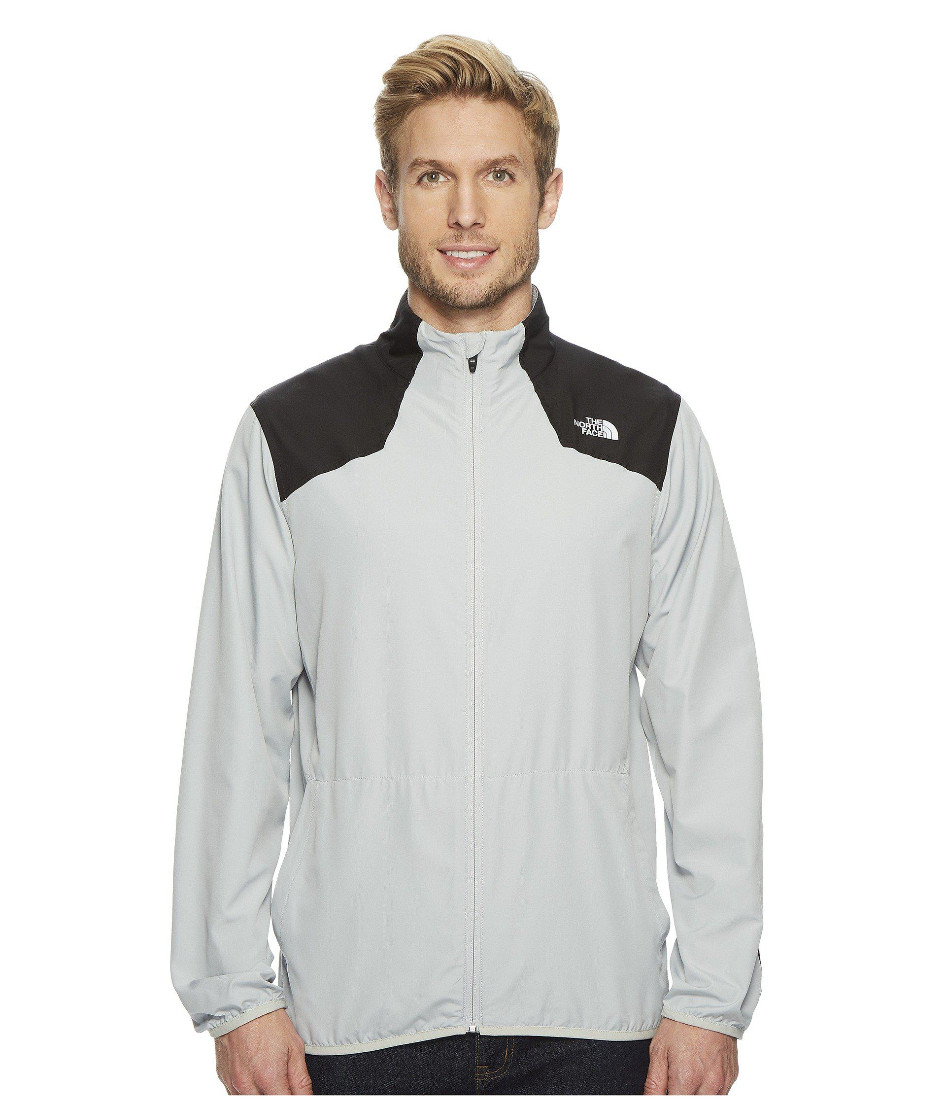 5cda010a57 Lyst - The North Face Reactor Jacket in Gray for Men