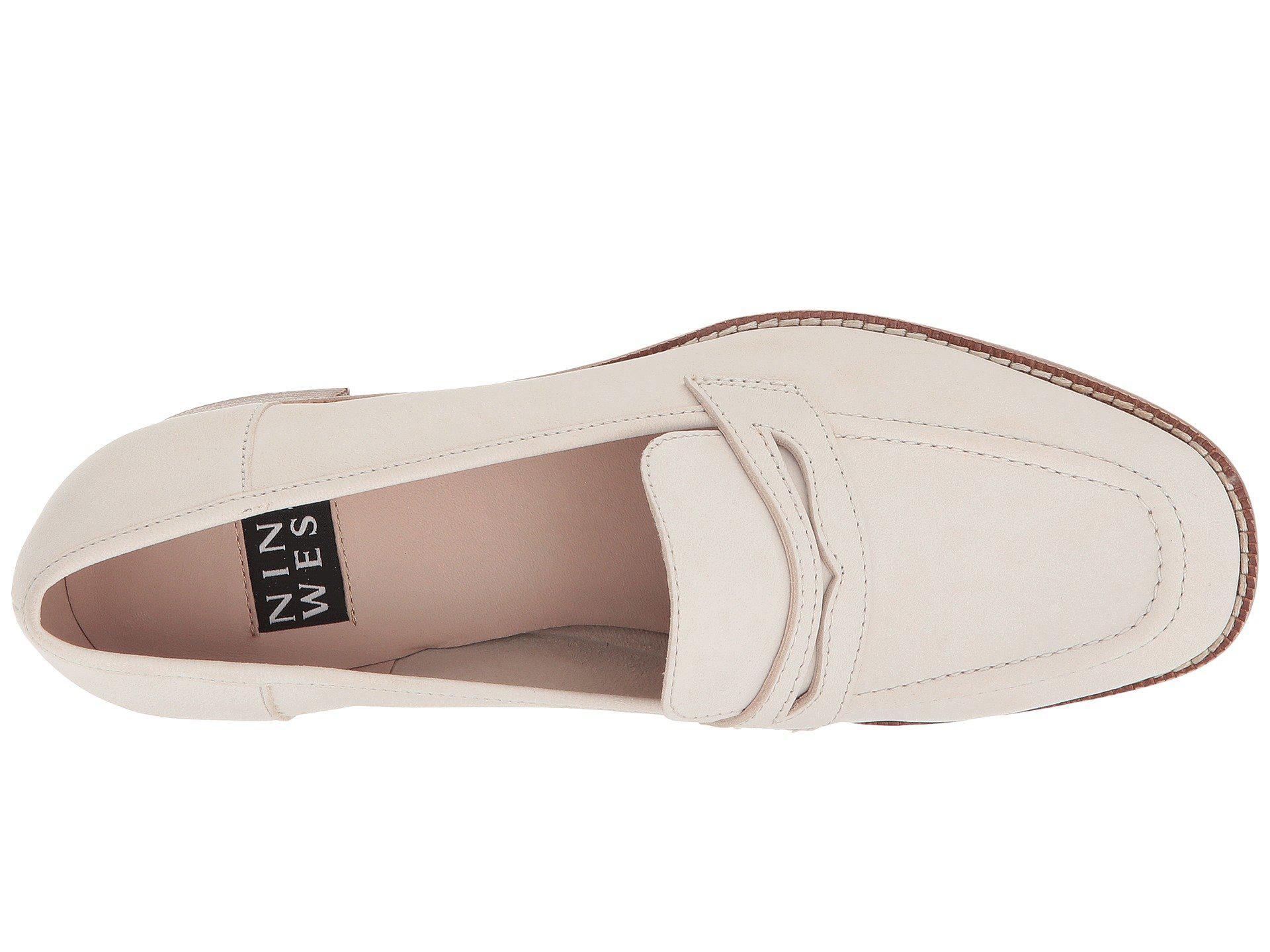 57b132213b0 Nine West - Multicolor Kimmy 40th Anniversary Heeled Loafer - Lyst. View  fullscreen