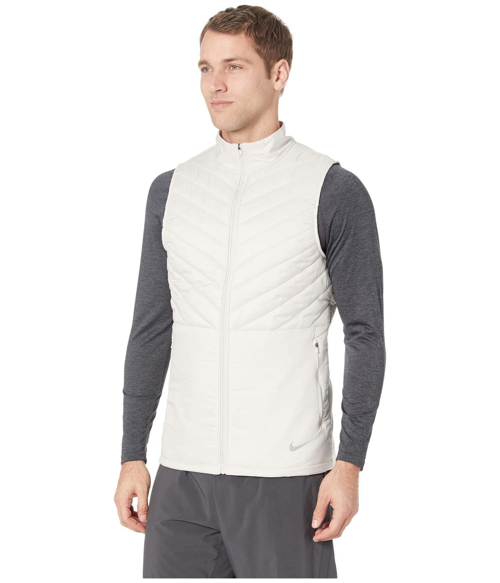 40ced0e07470 Lyst - Nike Aerolayer Vest in Natural for Men - Save 14%