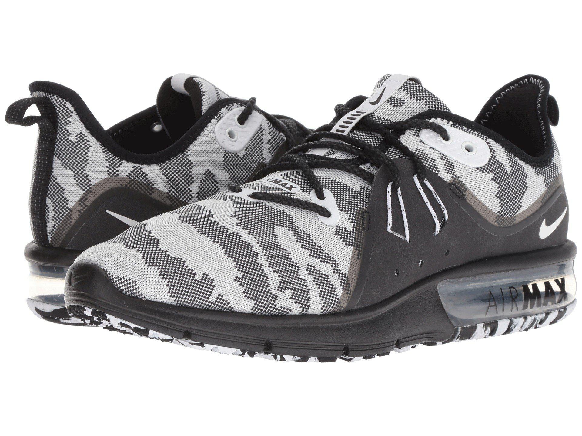 34ccdfa20d Nike Air Max Sequent 3 Premium in Black for Men - Lyst