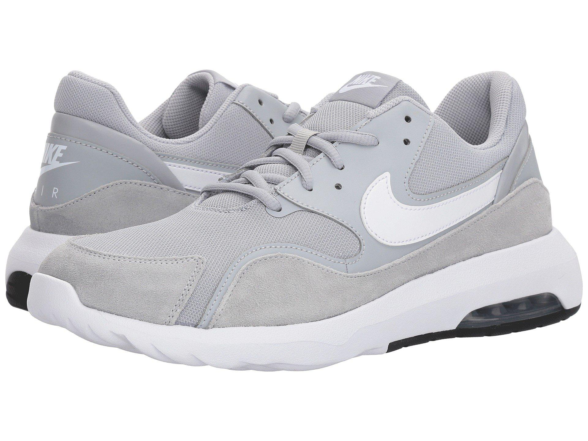 on sale a6076 832a7 Nike. Mens Gray Air Max Nostalgic