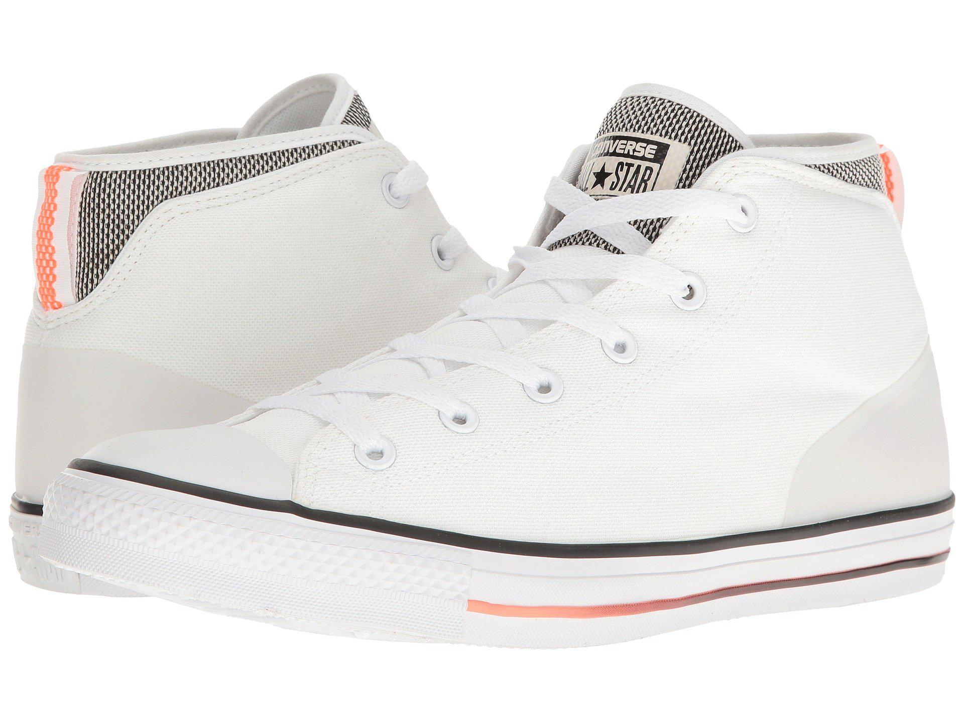 Lyst - Converse Chuck Taylor® All Star® Syde Street Summer Mid in ... 319f5619f