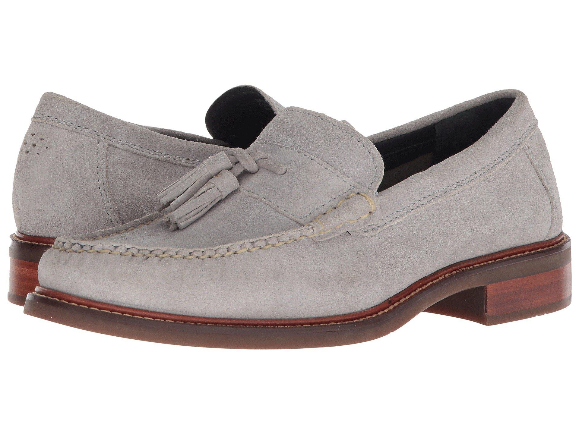 2a2237bfc52 Lyst - Cole Haan Pinch Sanford Tassel Loafer in Gray for Men