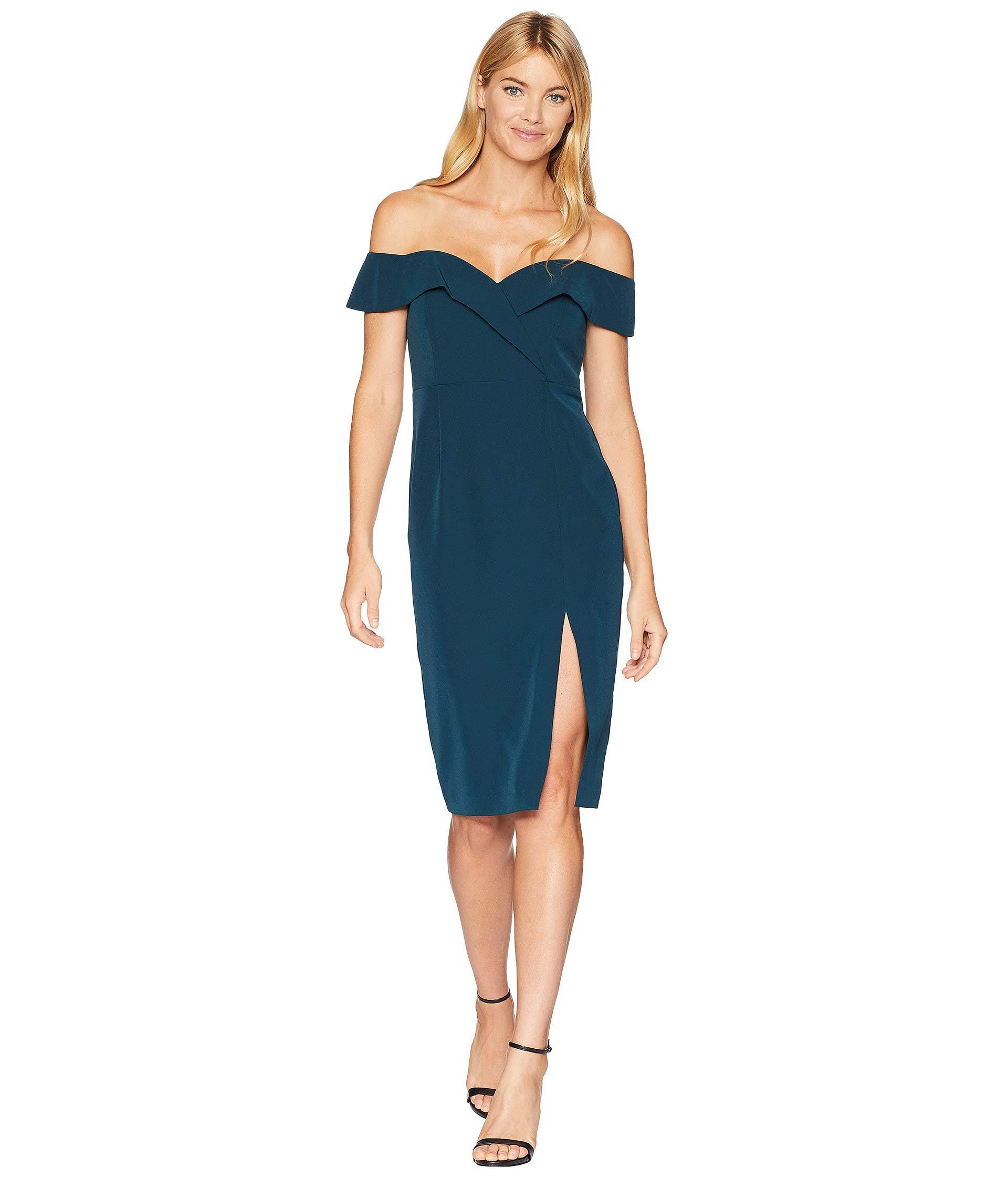 cc90ec9472d Bardot Bella Dress in Blue - Lyst