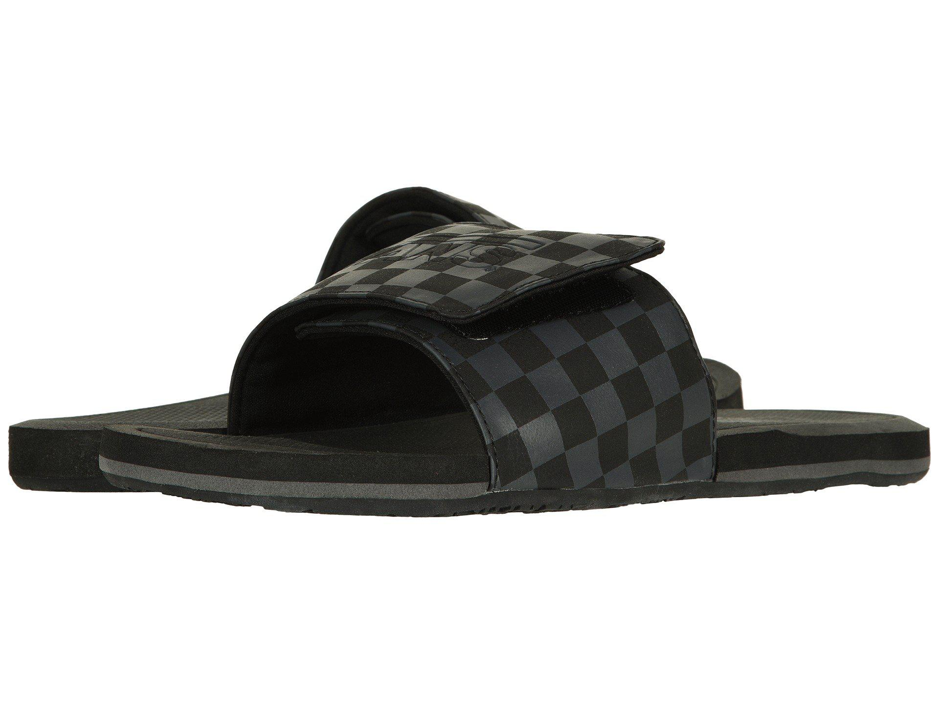 45b83aaf6cd7 Lyst - Vans Nexpa Slide in Black for Men