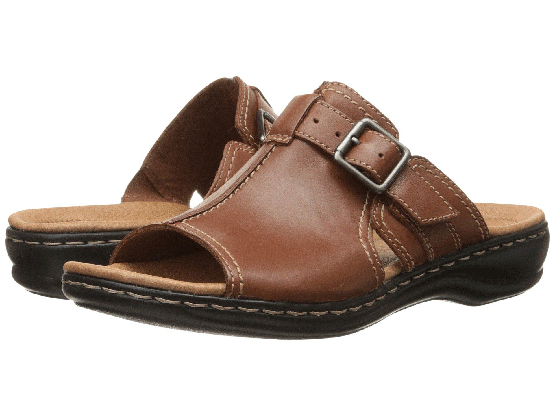 4f6d0f9773f7 Lyst - Clarks Leisa Gianna in Brown
