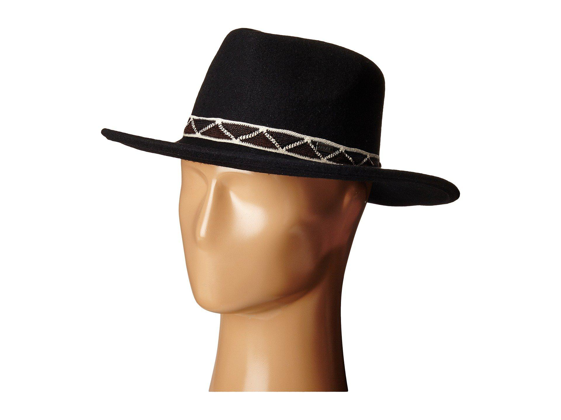 e3024ae7f5b Lyst - Roxy My Coco Fedora in Black