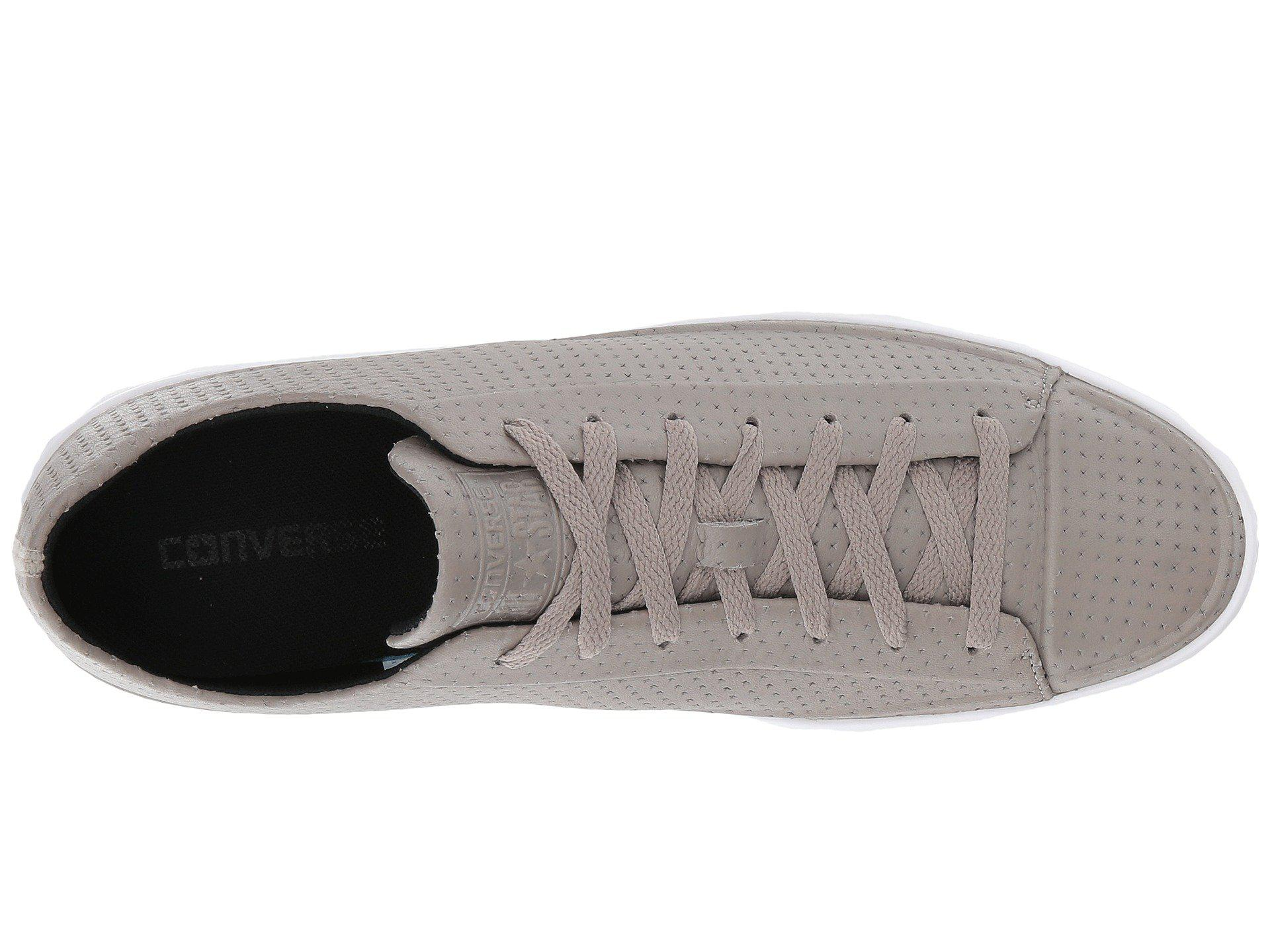 a67917658485c4 Converse - Multicolor Chuck Taylor All Star Modern Perforated Leather -  Lyst. View fullscreen