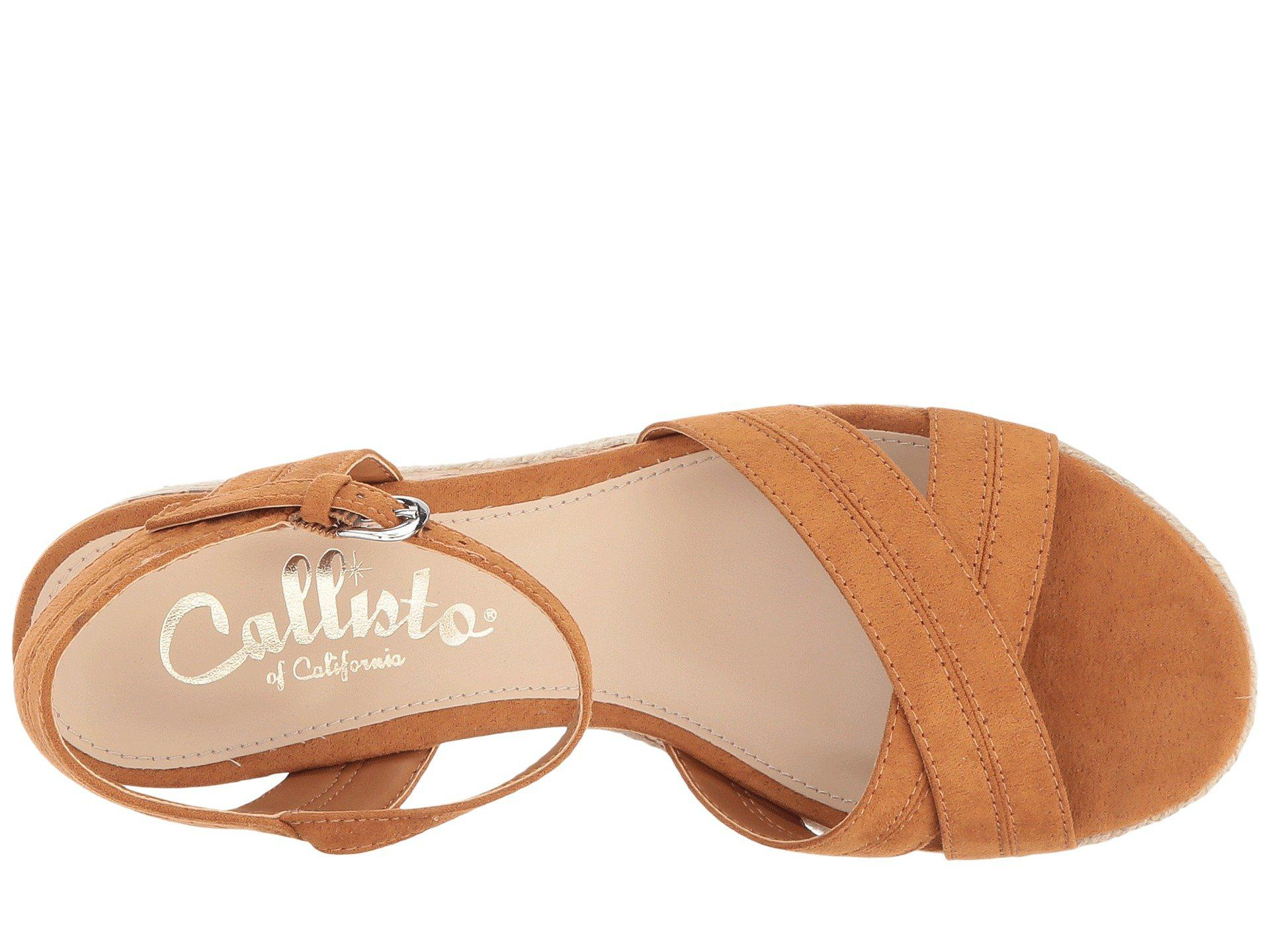 9eed99fcd7a8 Lyst - Callisto Ofelia in Brown