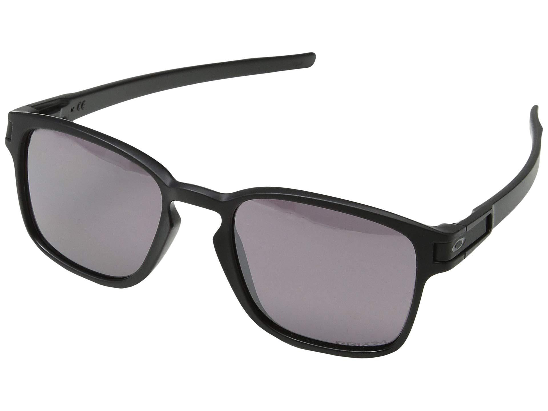 Oakley Latch Squared >> Lyst Oakley Latch Squared In Black For Men