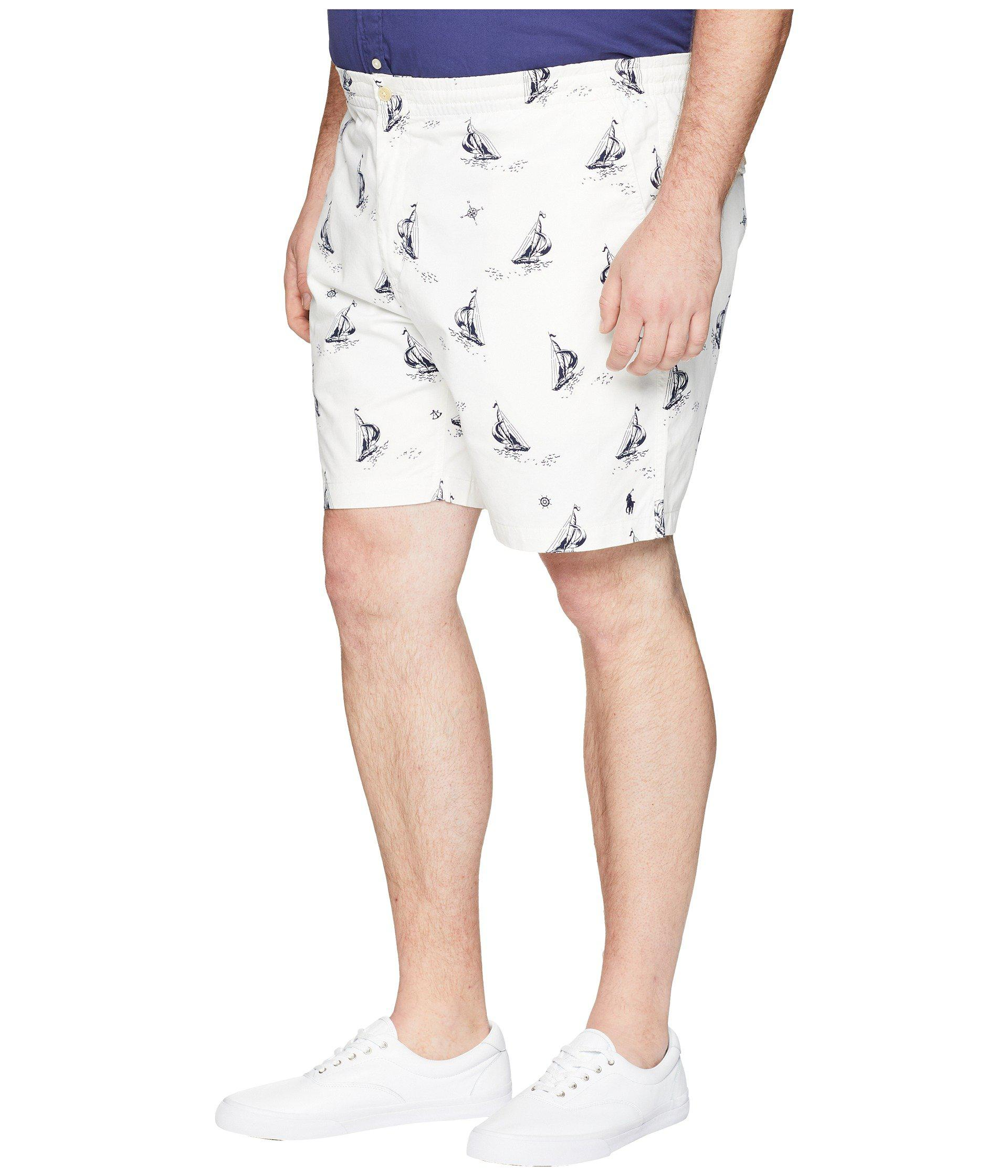 fd4703e30d Polo Ralph Lauren Big & Tall Classic Fit Prepster Shorts for Men - Save 54%  - Lyst