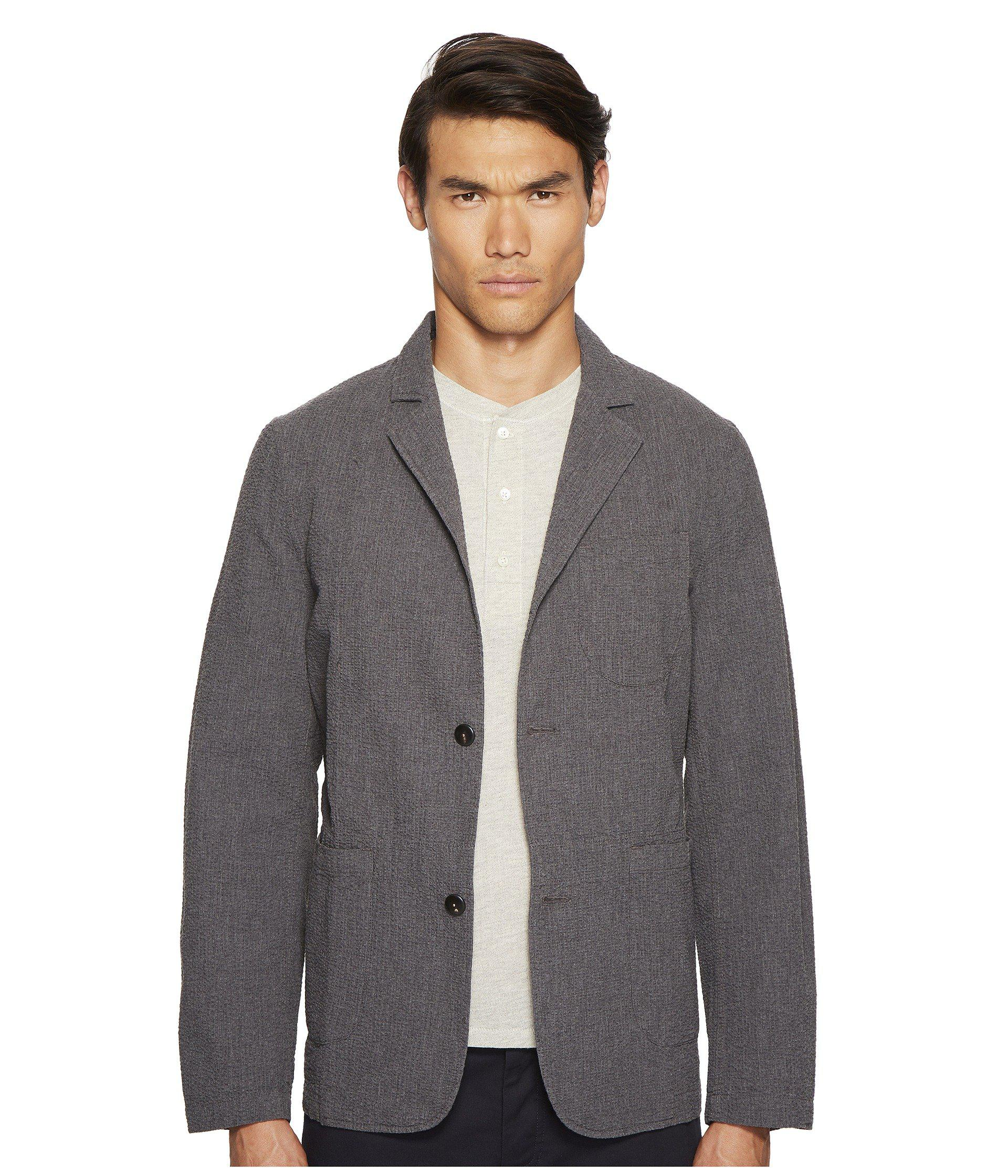 865f544ca6 Lyst - Billy Reid Luther Jacket in Gray for Men - Save 30%