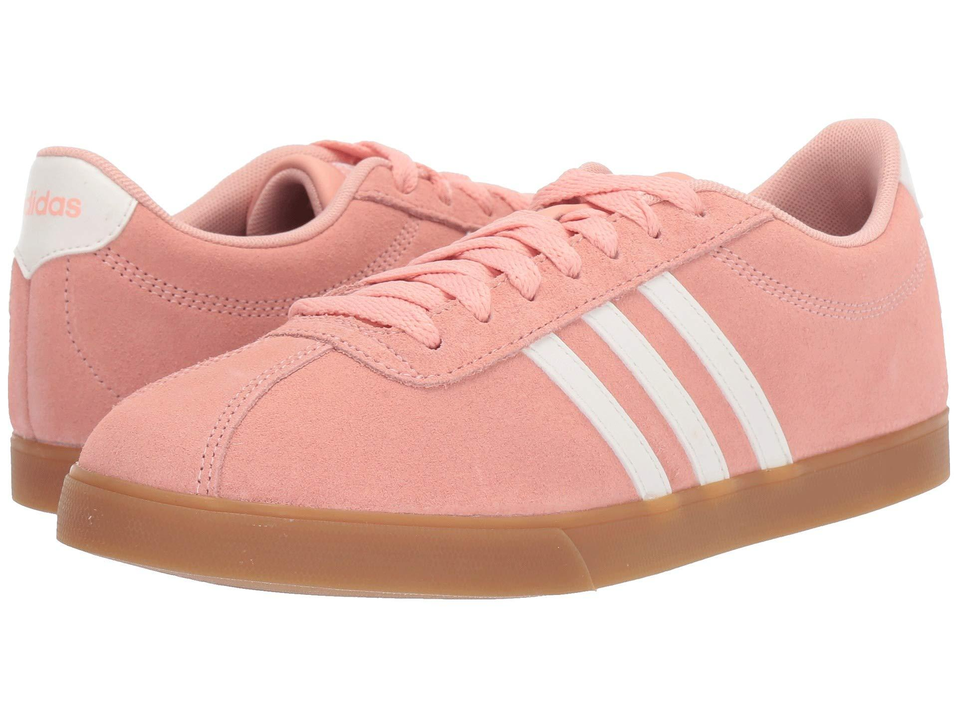 Lyst Adidas Courtset in Pink