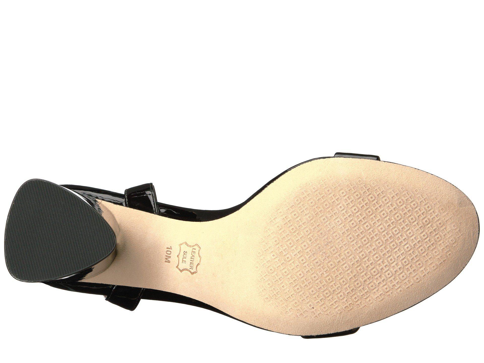ef175e617ac Lyst - Tory Burch Elizabeth 2 85mm Sandal in Black
