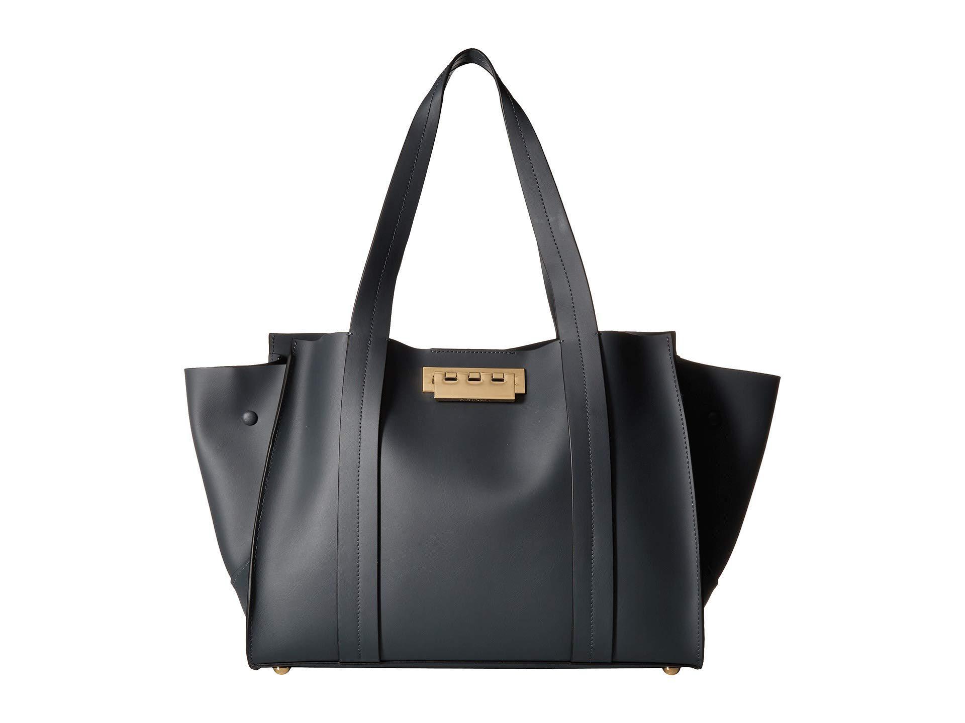 3f97e44337 Lyst - Zac Zac Posen Eartha Large Shopper in Black